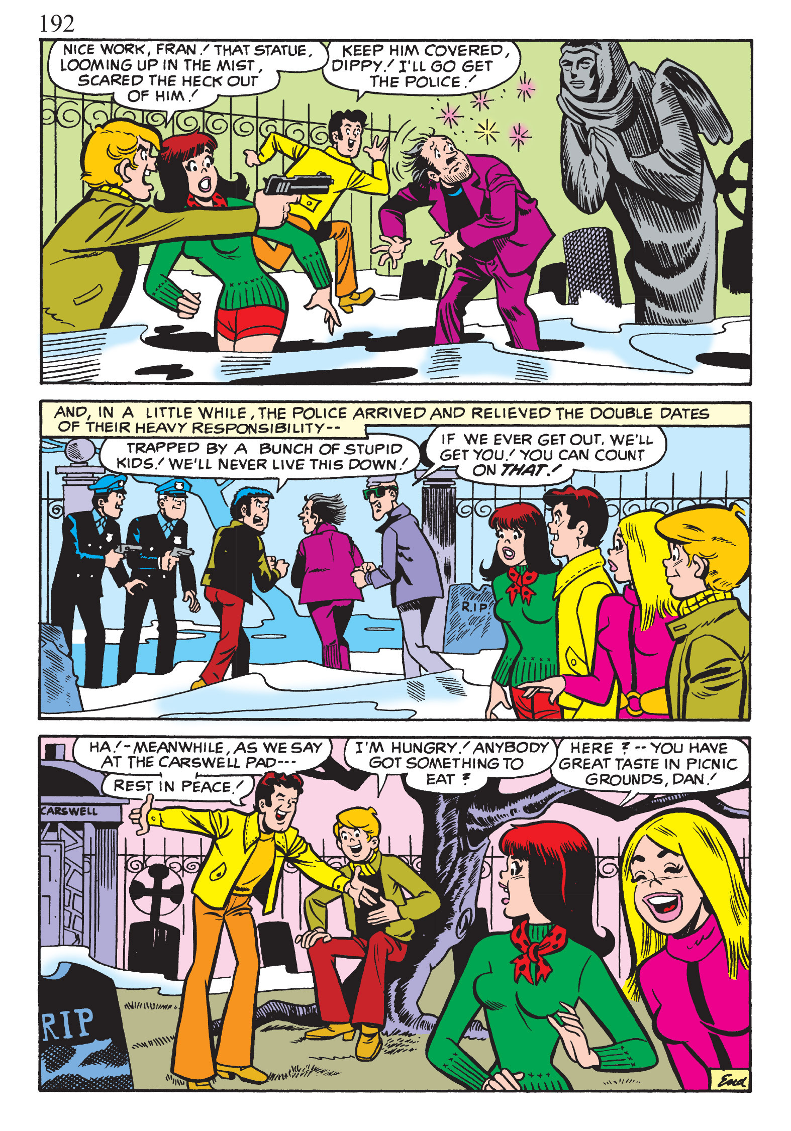 Read online The Best of Archie Comics comic -  Issue # TPB 2 (Part 1) - 194