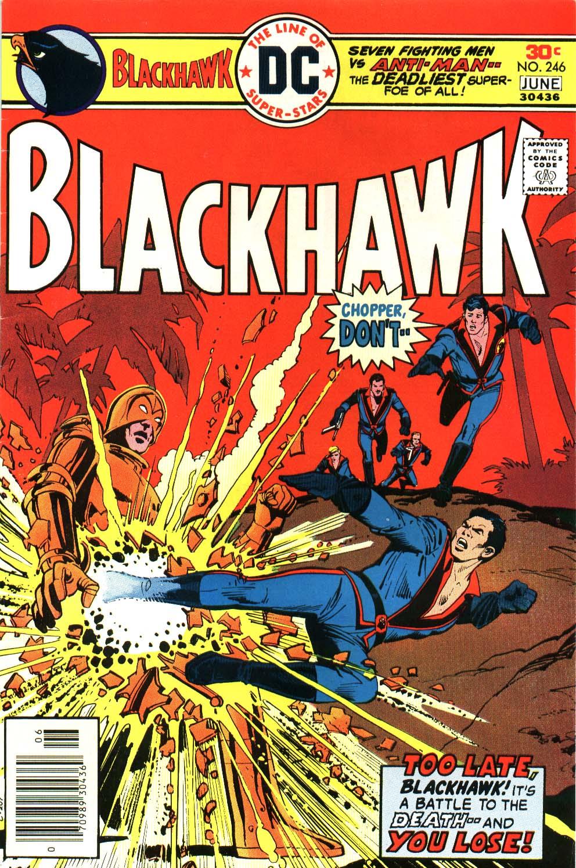 Blackhawk (1957) 246 Page 1