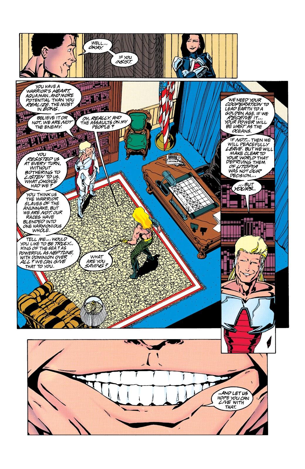 Aquaman (1994) Issue #24 #30 - English 23