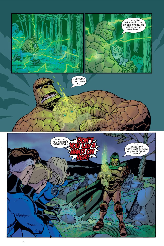 Fantastic Four (1998) #70 #74 - English 10