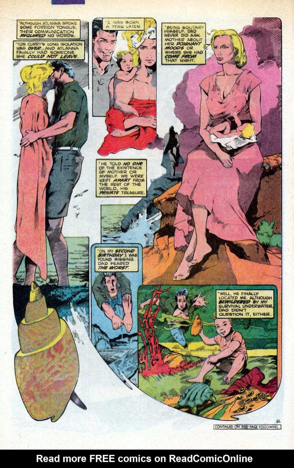 Aquaman (1986) Issue #3 #3 - English 12