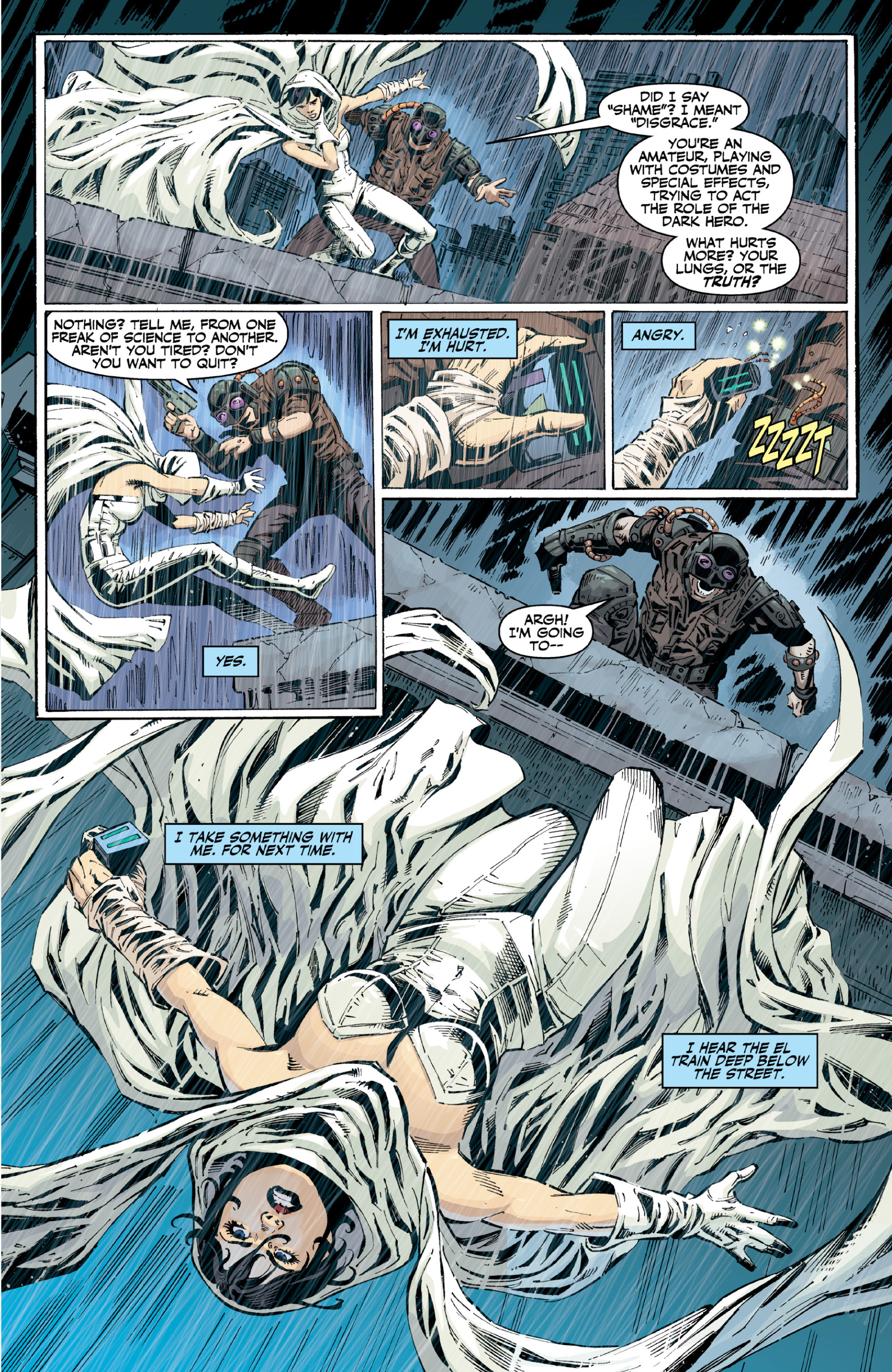 Read online Ghost (2013) comic -  Issue # TPB 2 - 60