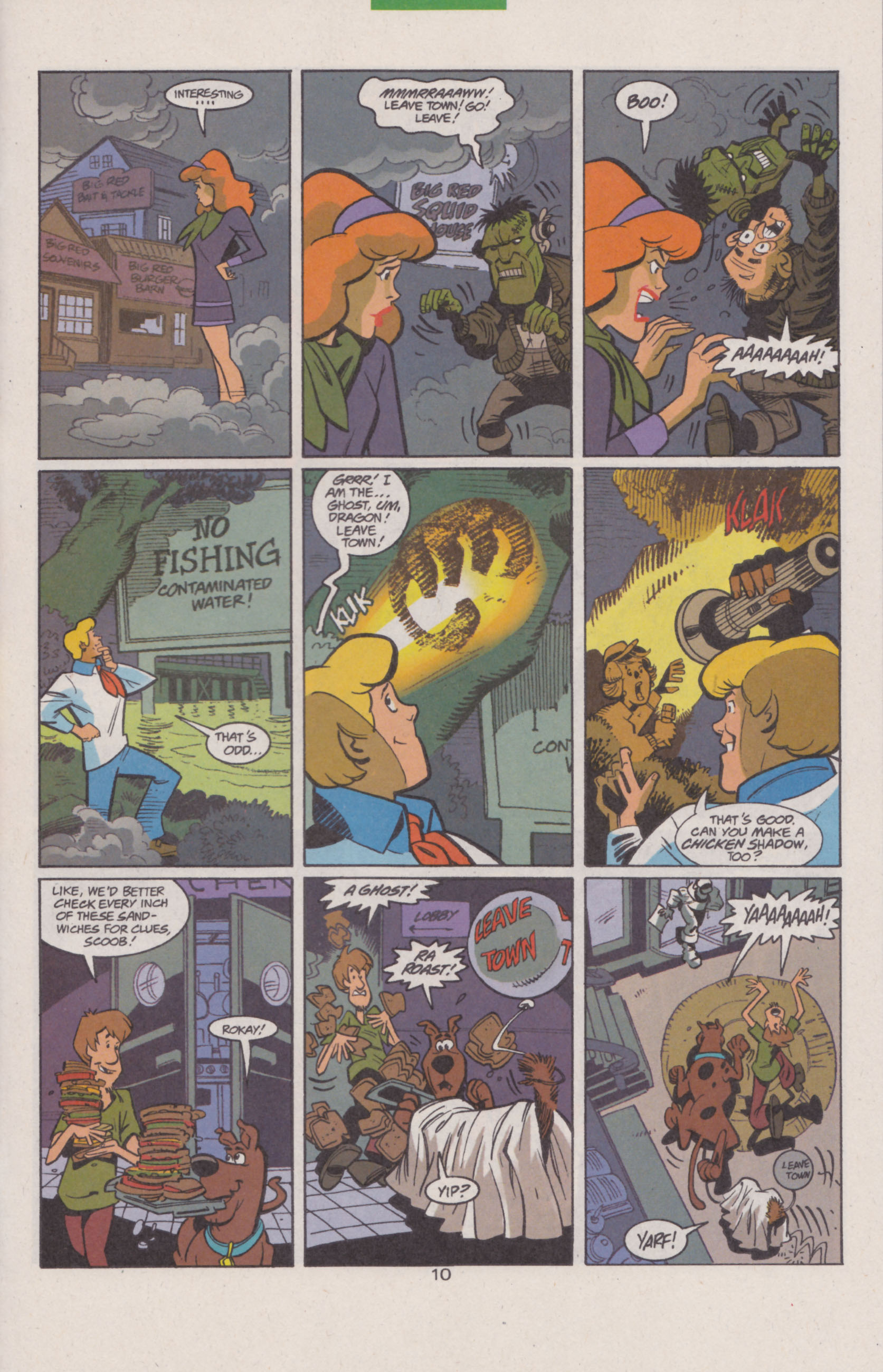 Read online Scooby-Doo (1997) comic -  Issue #13 - 11