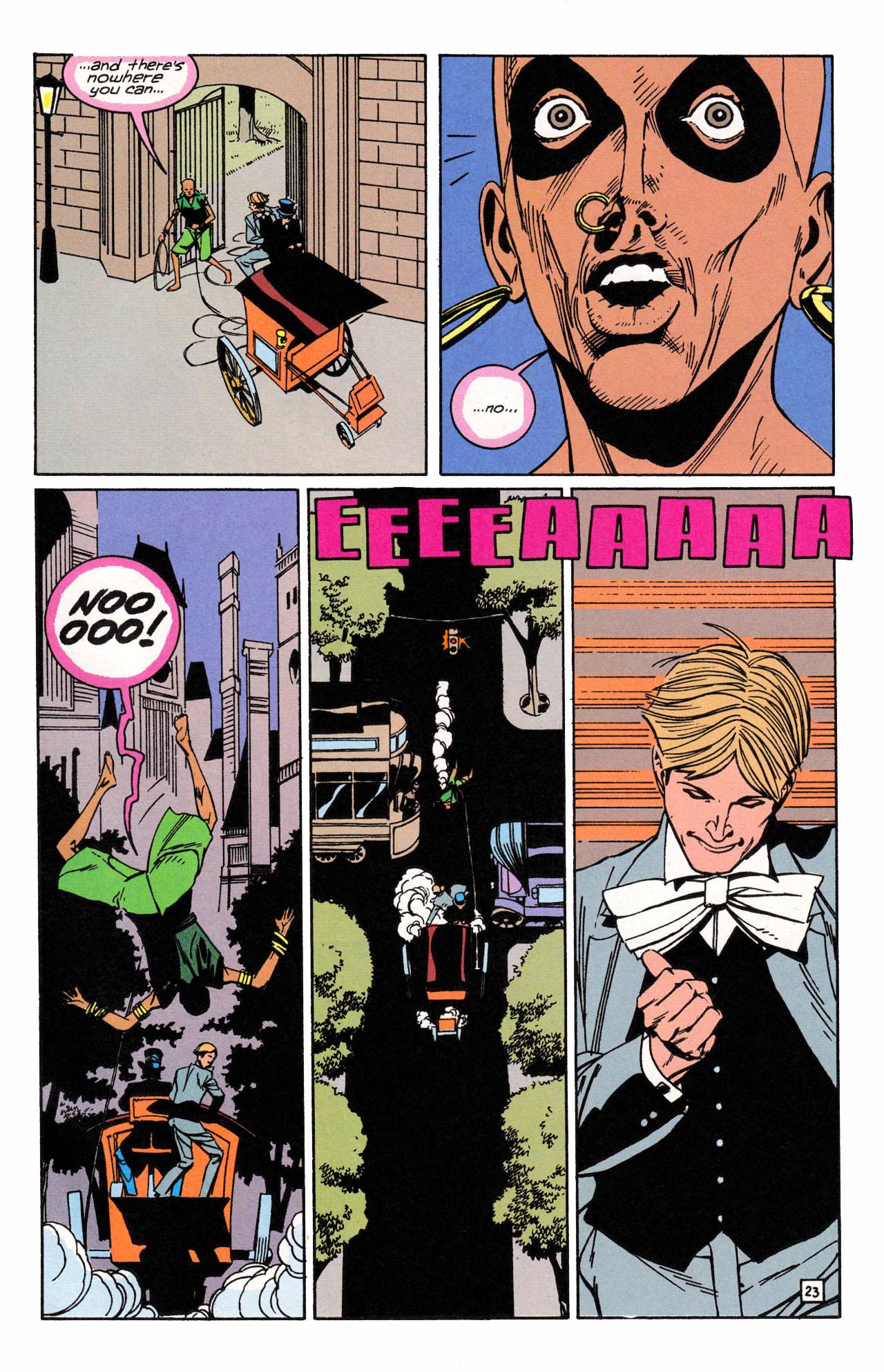 Read online Sebastian O comic -  Issue #3 - 29