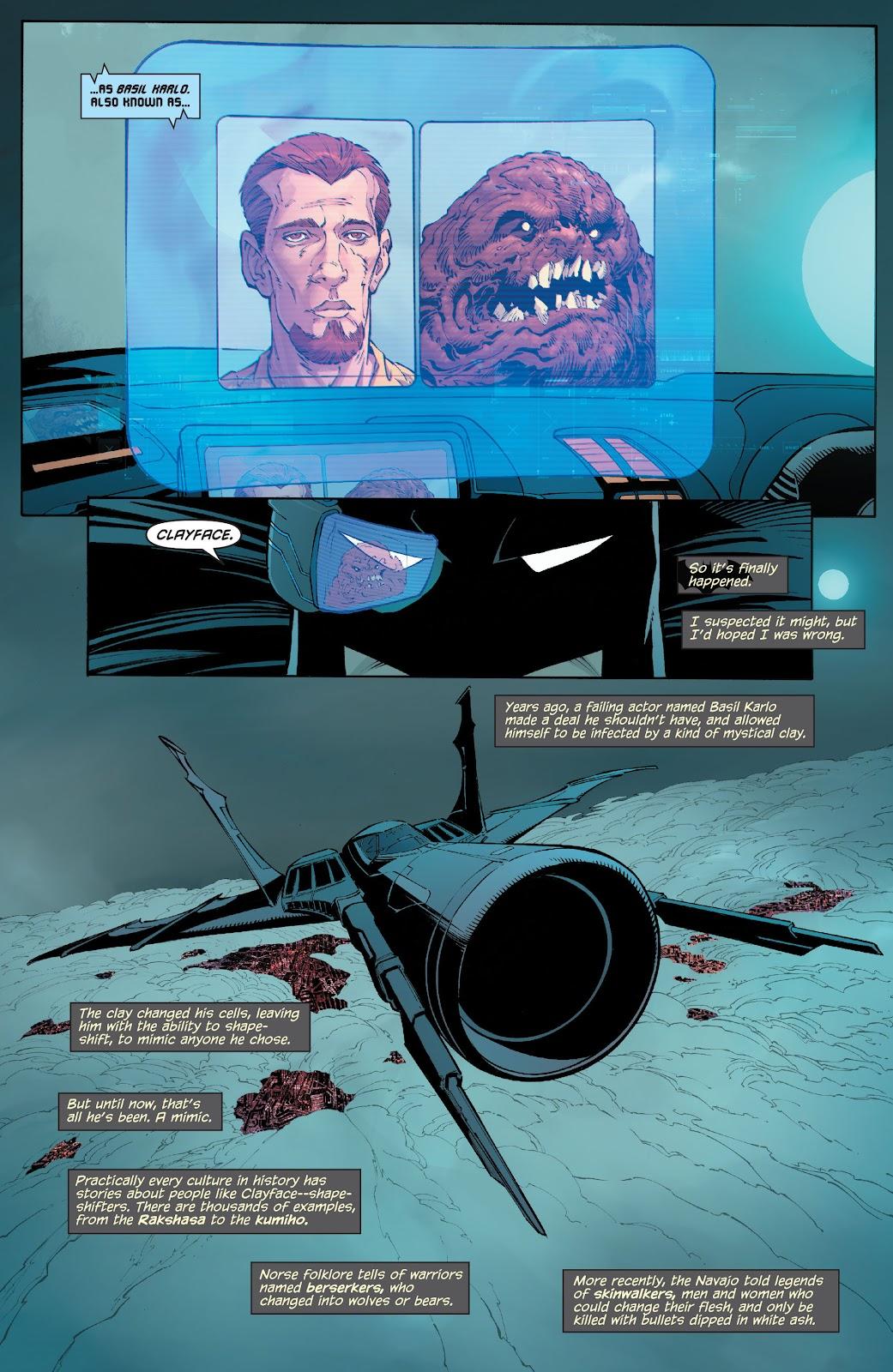 Batman (2011) Issue #19 #34 - English 18