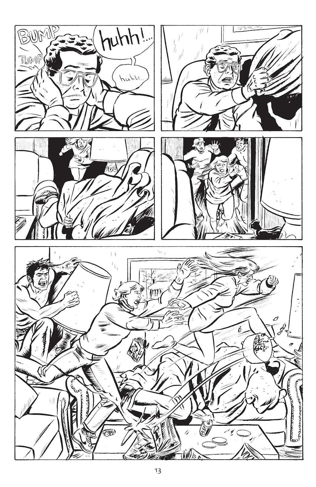 Stray Bullets Issue #40 #40 - English 15