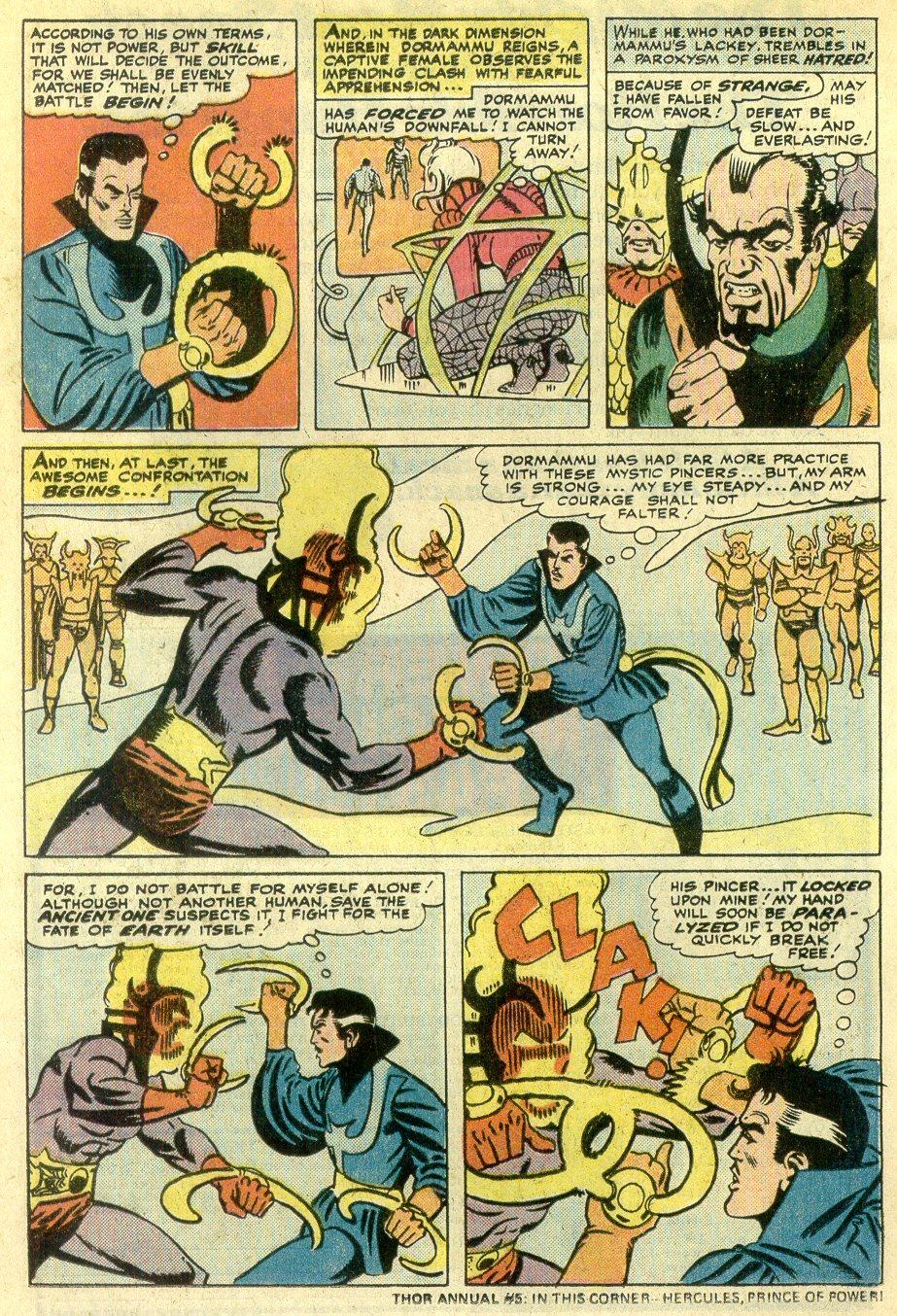 Strange Tales (1951) Issue #188 #190 - English 12