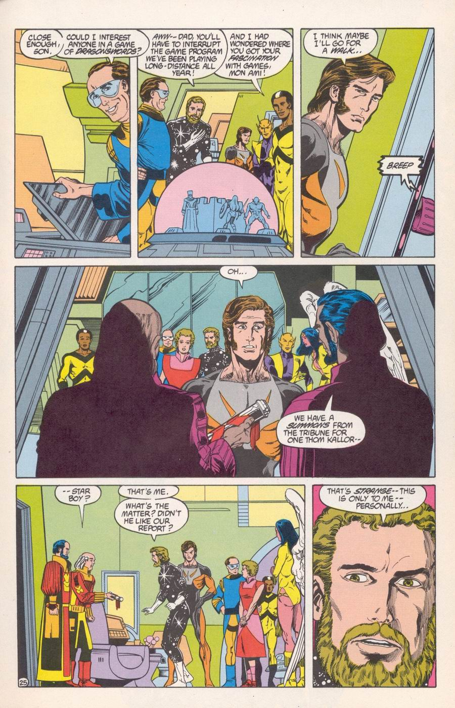 Tales of the Legion Issue #353 #40 - English 24