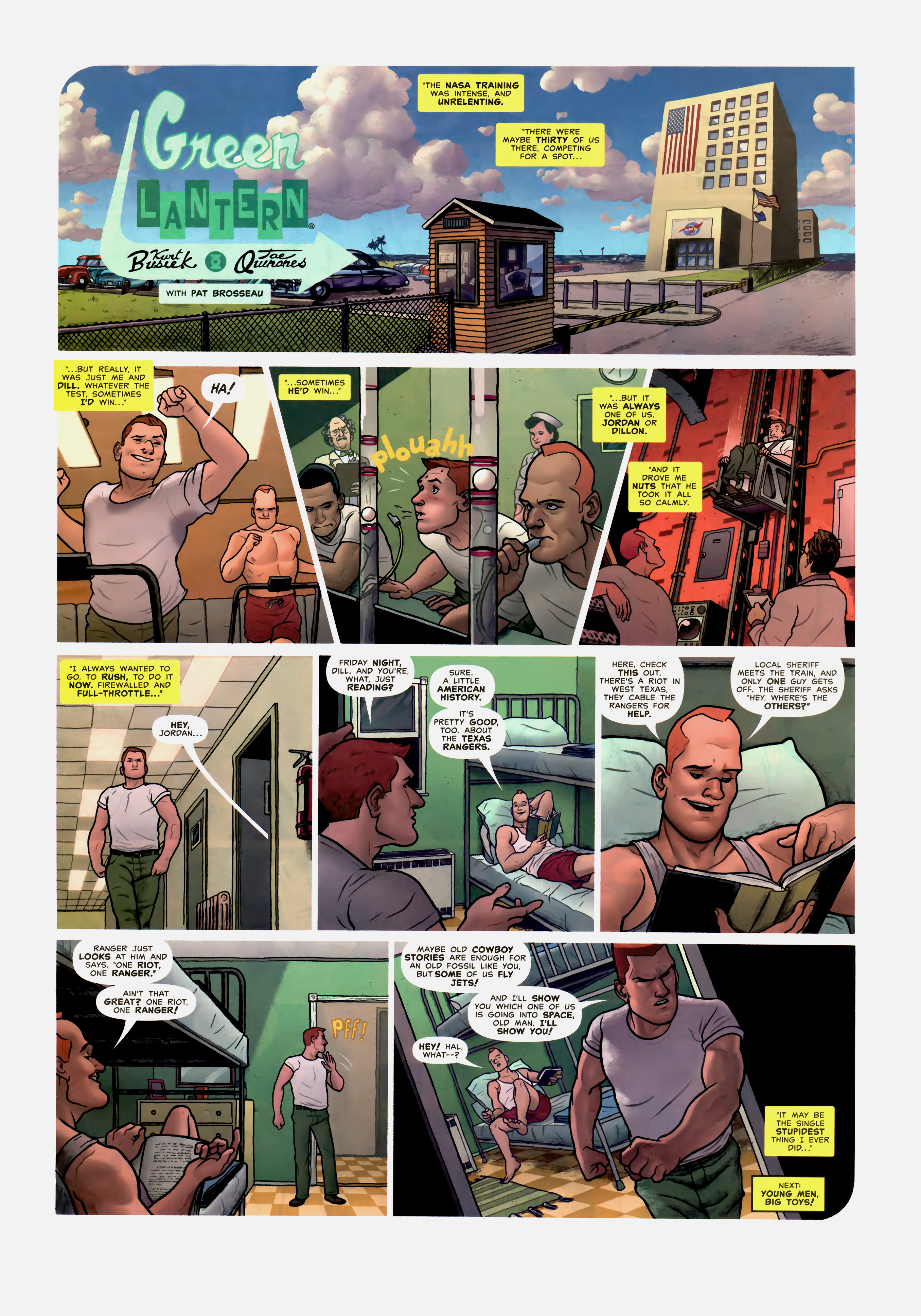 Read online Wednesday Comics comic -  Issue #5 - 6