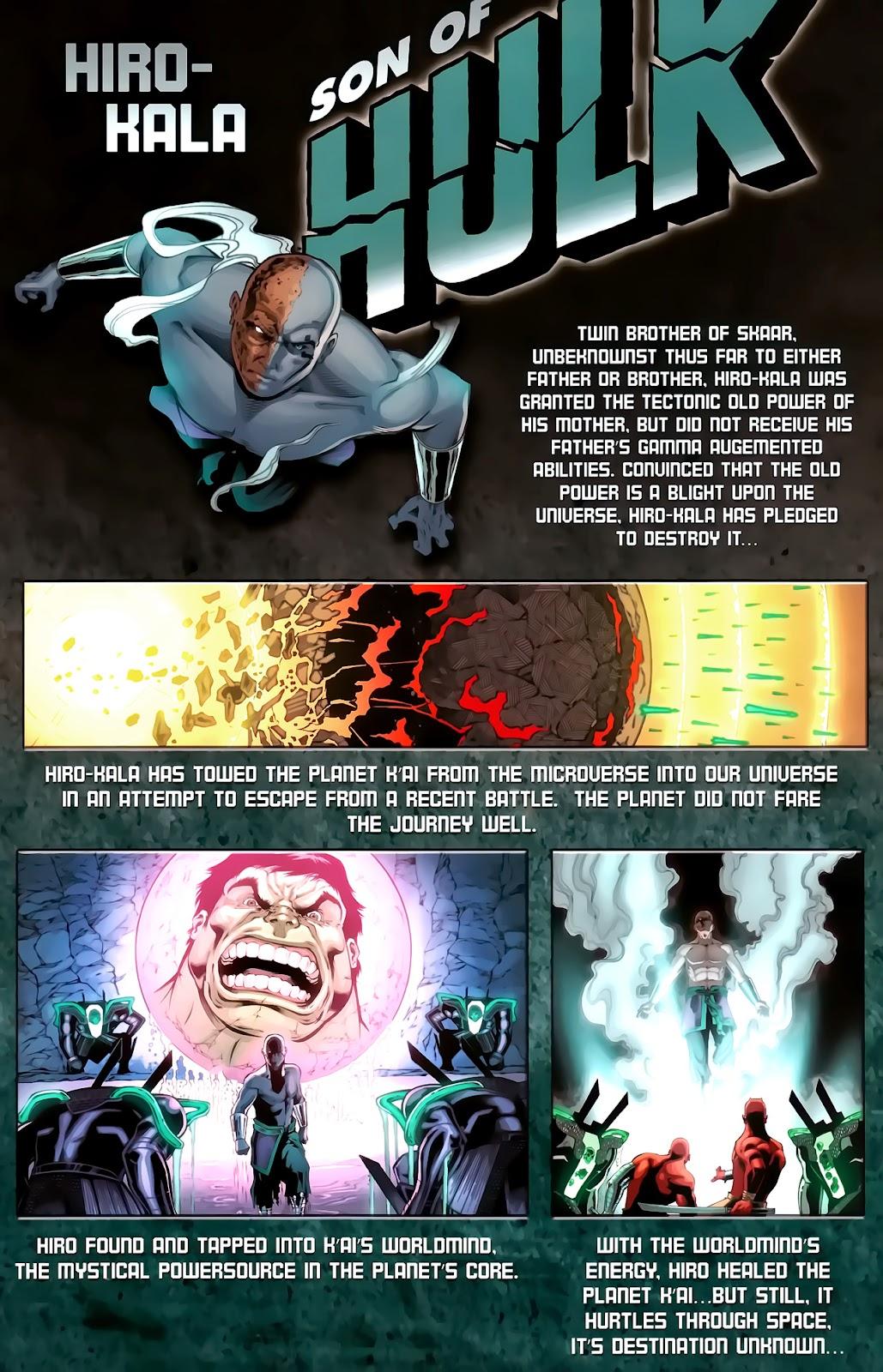 Incredible Hulks (2010) Issue #612 #2 - English 19
