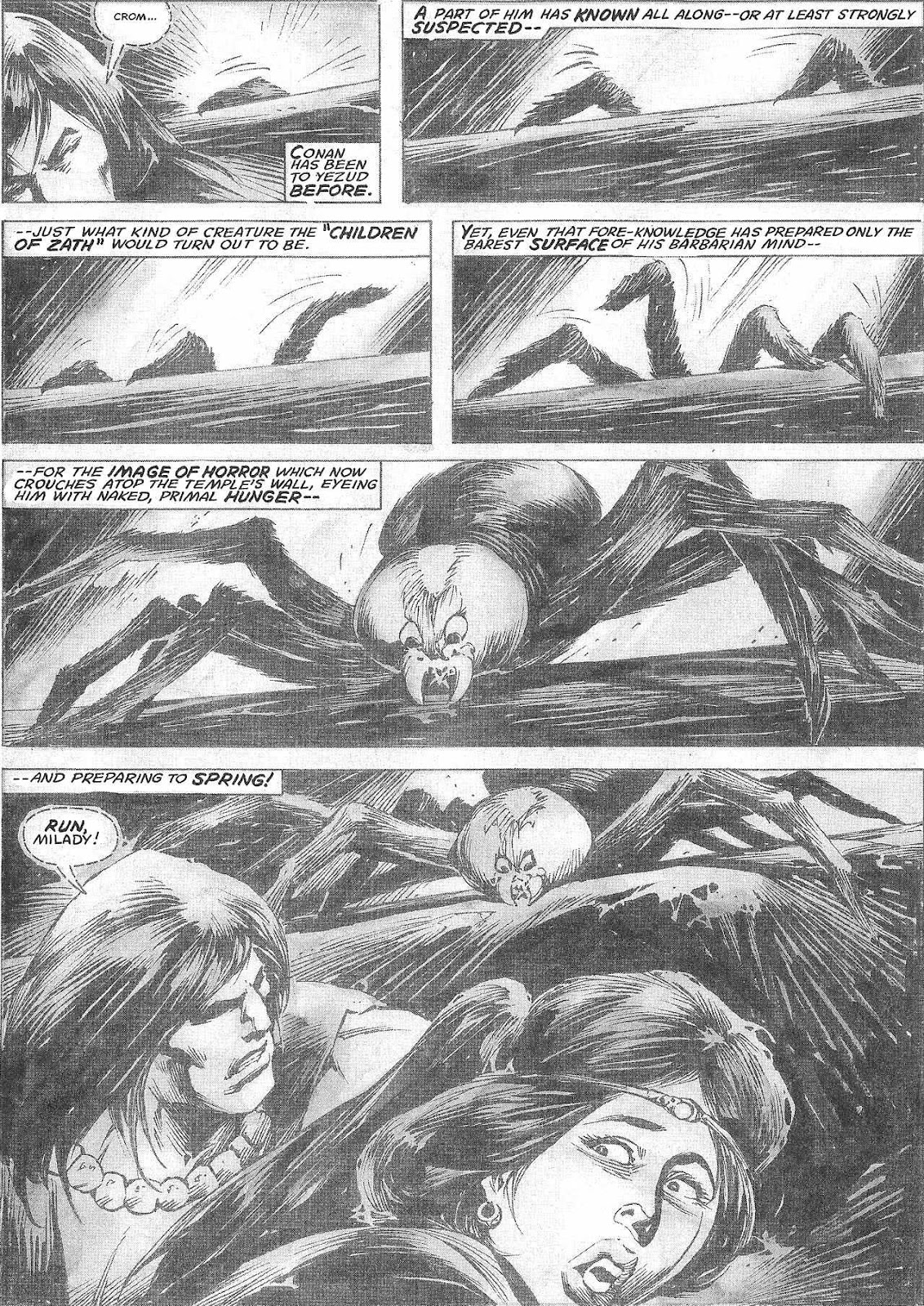 The Savage Sword Of Conan Issue #209 #210 - English 37