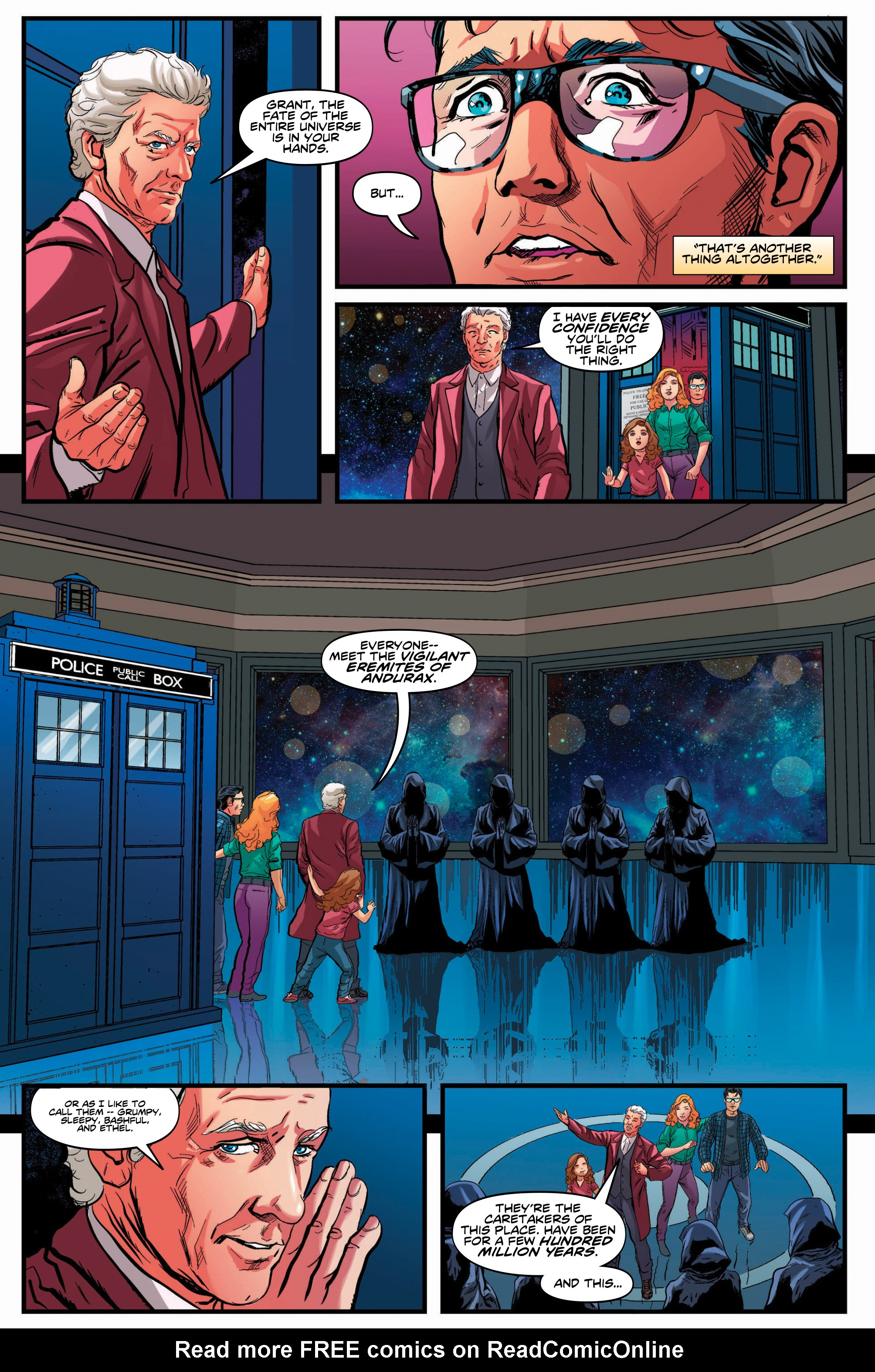 Doctor Who: Ghost Stories chap 8 pic 4