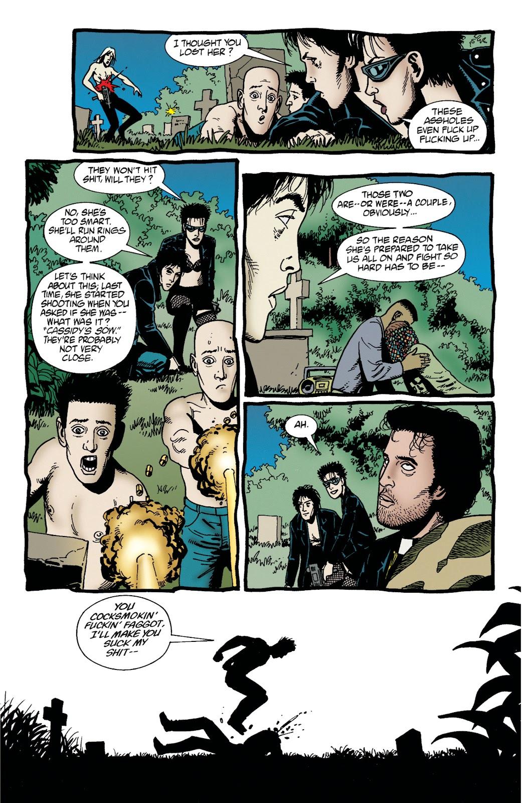 Preacher Issue #33 #42 - English 6