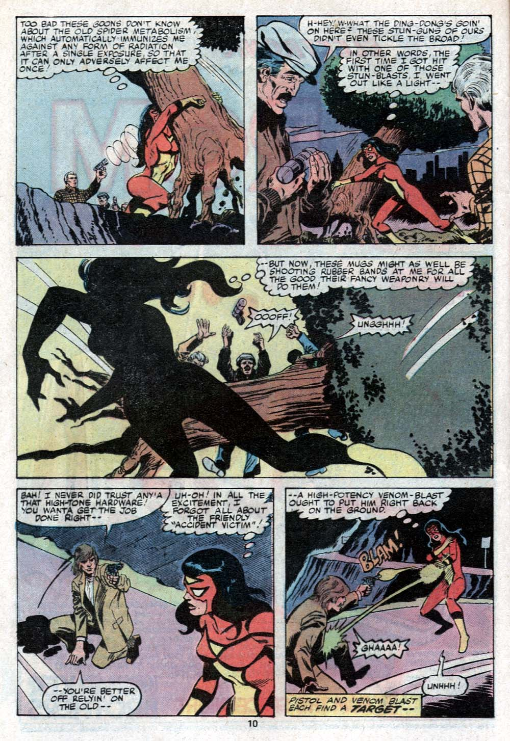 Spider-Woman (1978) Issue #24 #24 - English 7