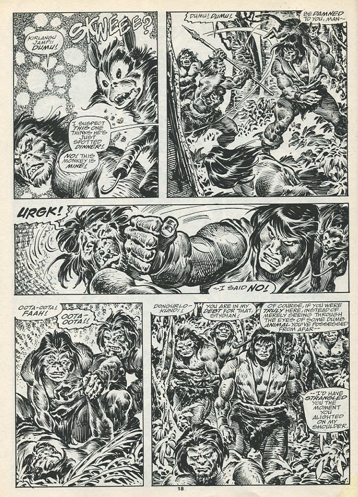 The Savage Sword Of Conan Issue #193 #194 - English 20