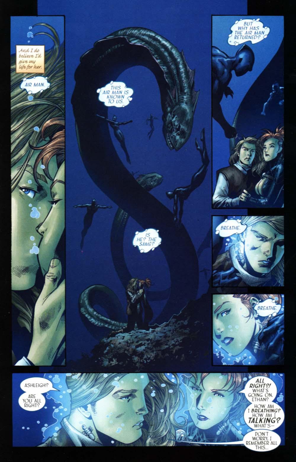 Read online Scion comic -  Issue #20 - 19