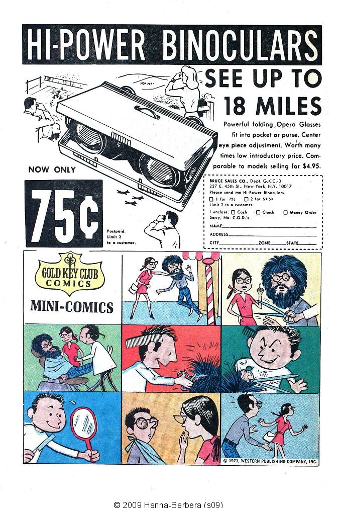 Read online Scooby-Doo... Where Are You! (1970) comic -  Issue #6 - 30
