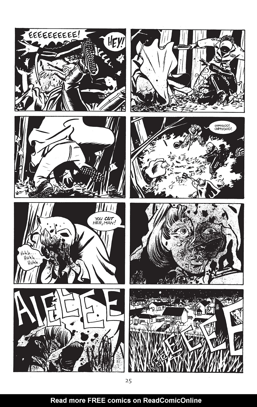 Stray Bullets Issue #2 #2 - English 27