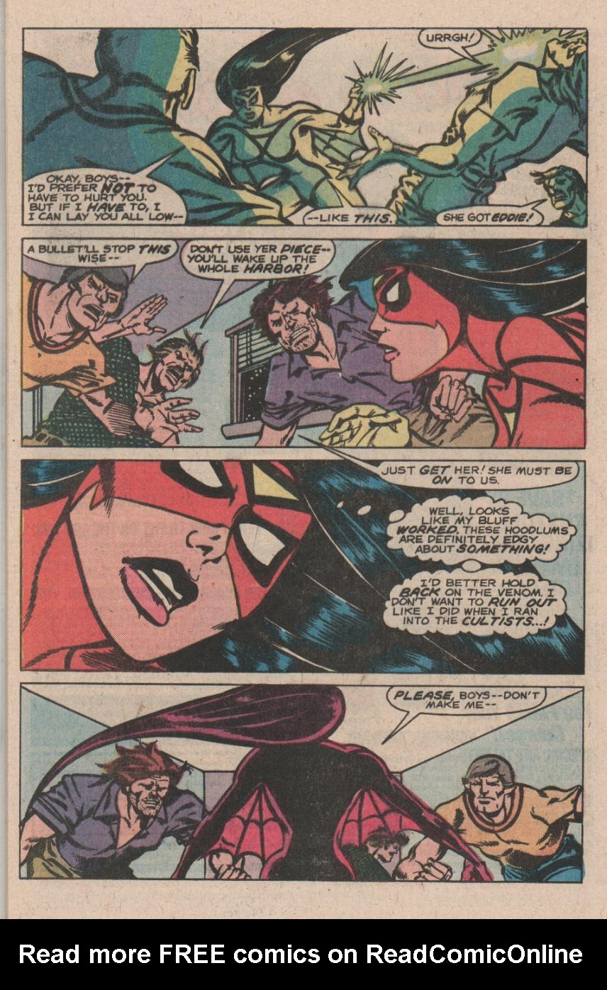 Spider-Woman (1978) Issue #14 #14 - English 14