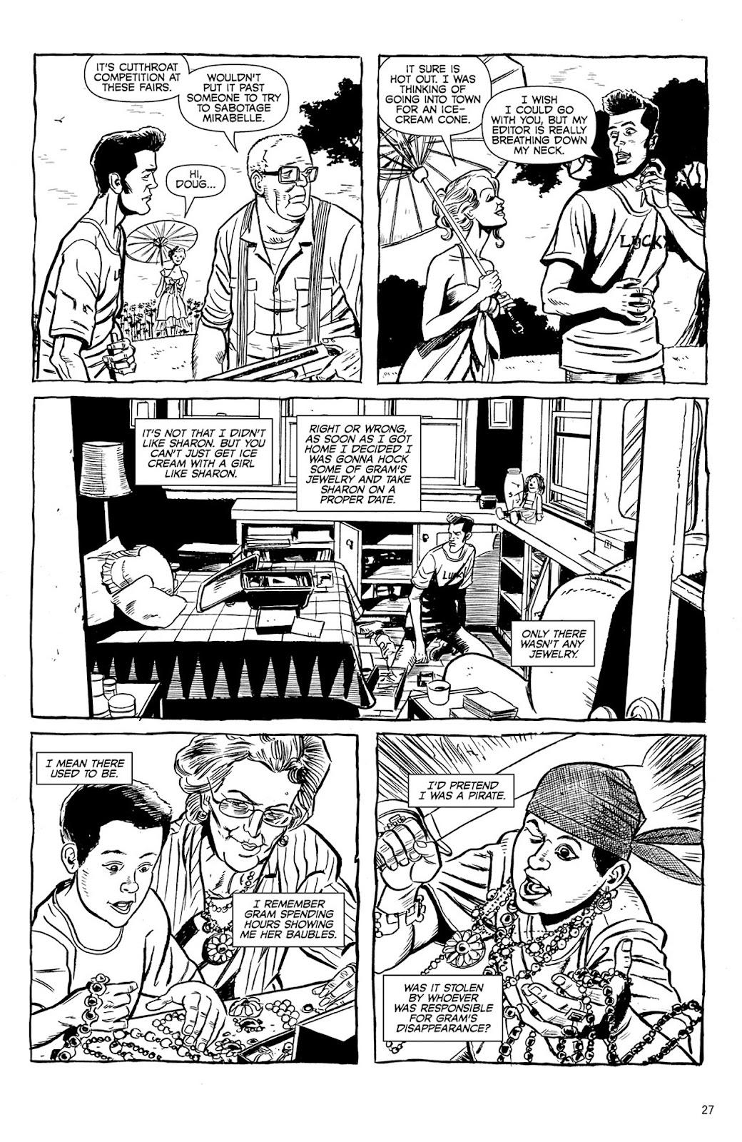 Creepy (2009) Issue #5 #5 - English 29