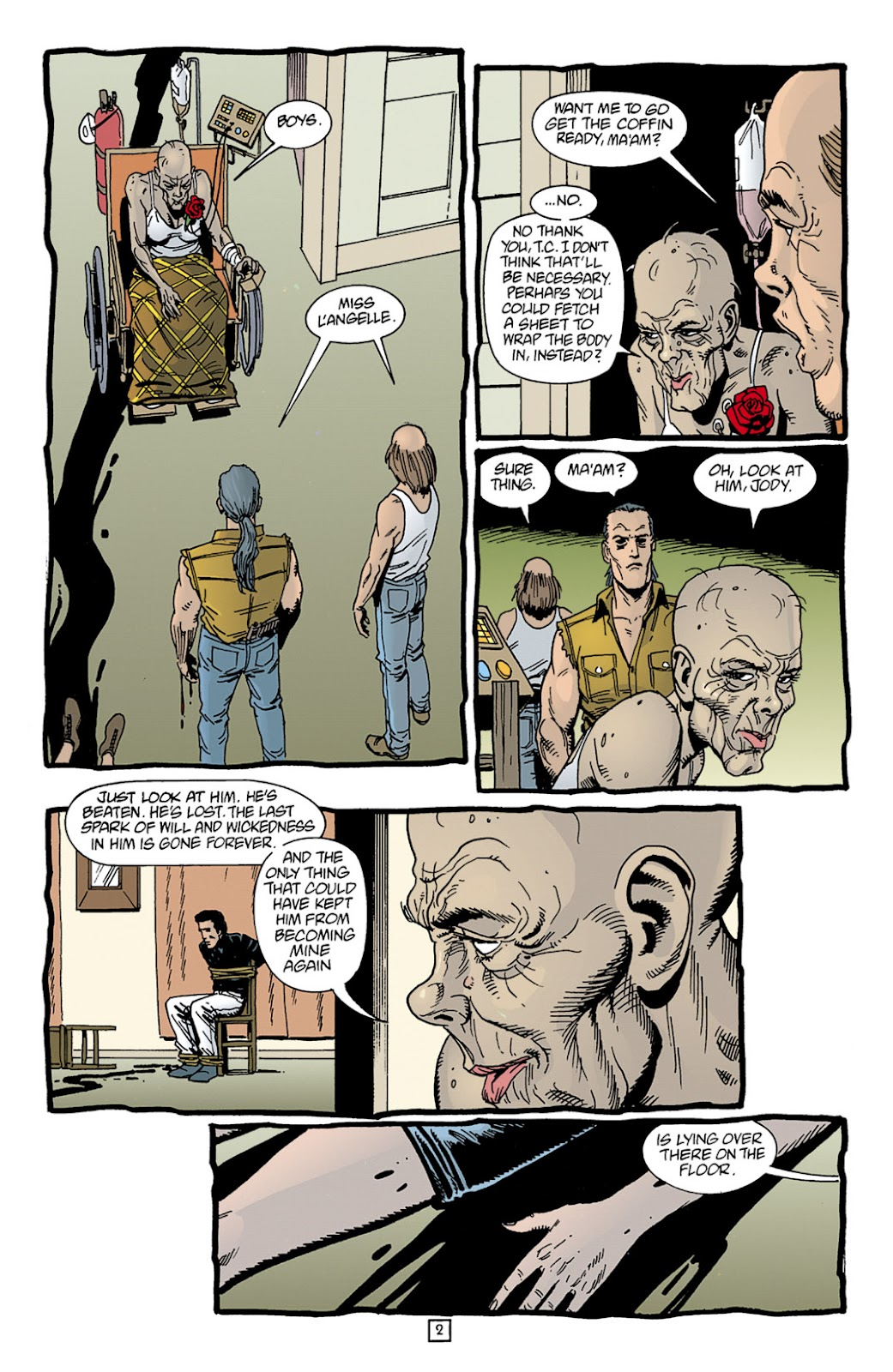 Preacher Issue #11 #20 - English 3