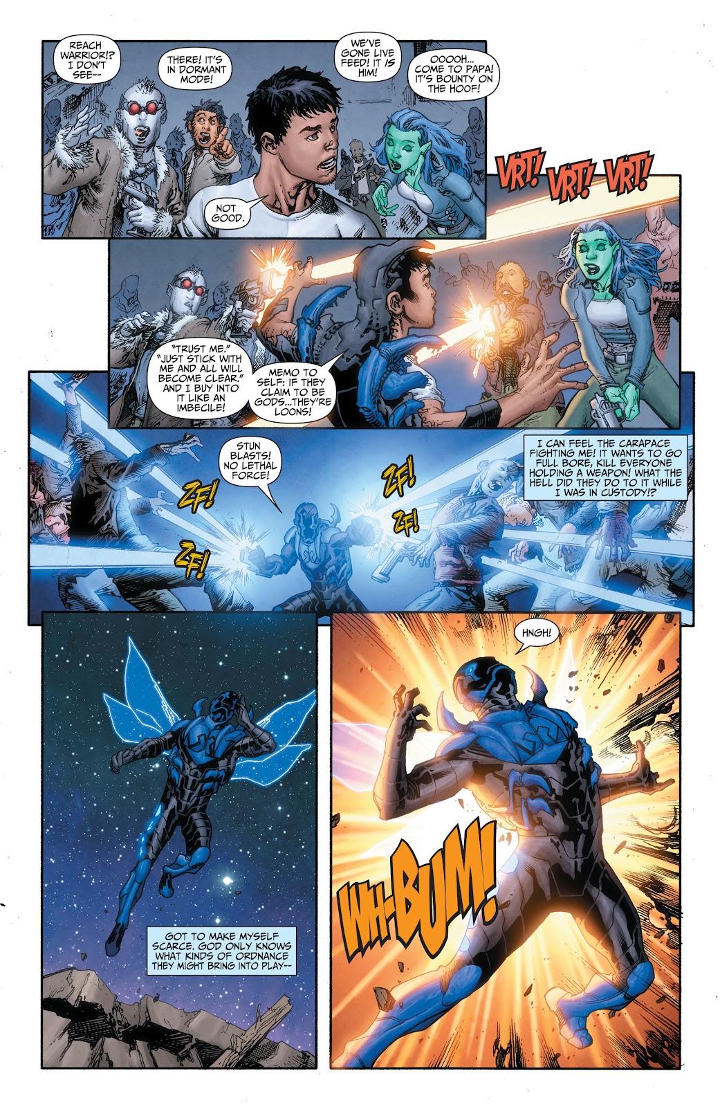 Threshold (2013) Issue #7 #7 - English 17
