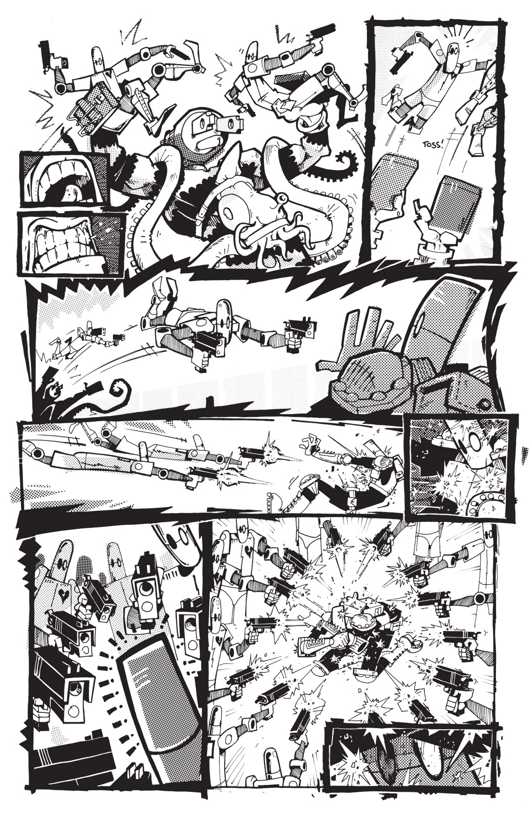 Read online Scud: The Disposable Assassin: The Whole Shebang comic -  Issue # TPB (Part 4) - 75
