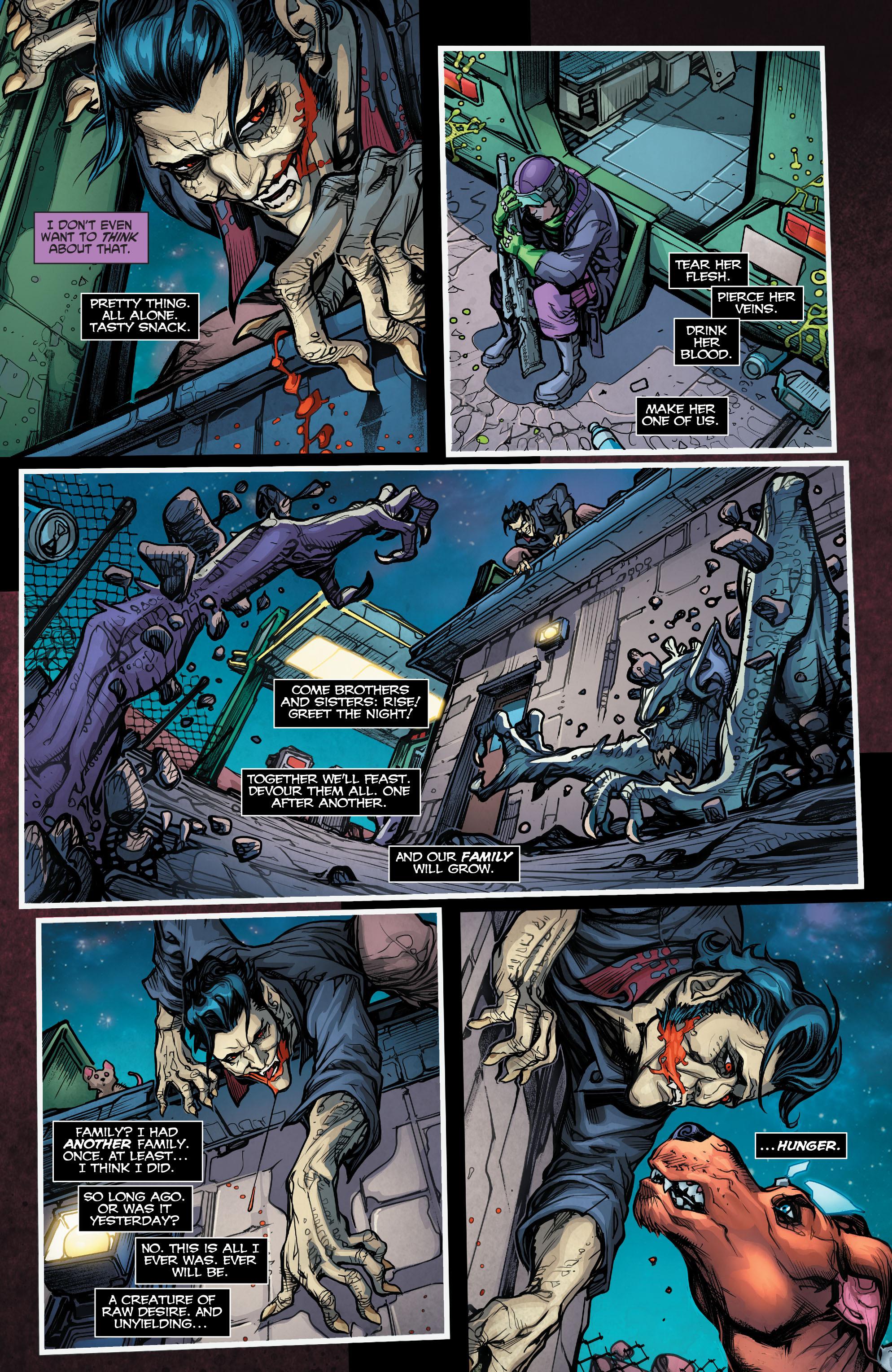 Read online Scooby Apocalypse comic -  Issue #4 - 8