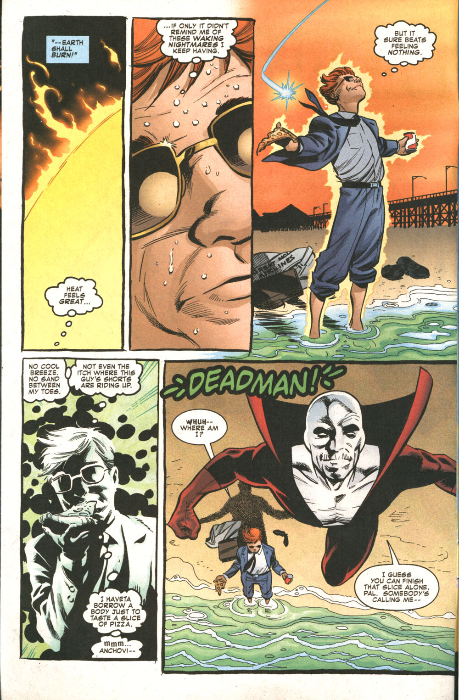 Read online Deadman: Dead Again comic -  Issue #5 - 3