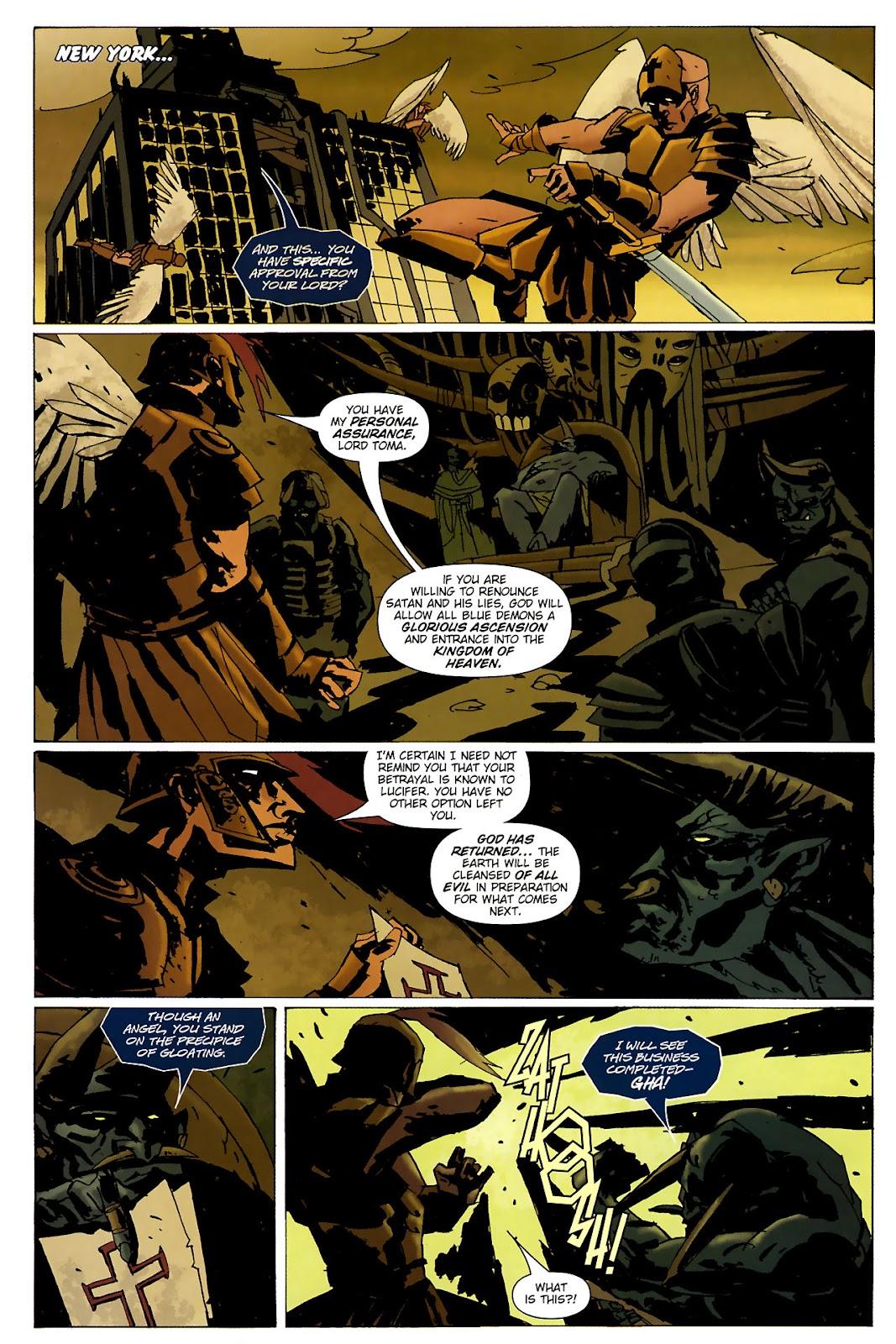 Strange Girl Issue #15 #16 - English 3