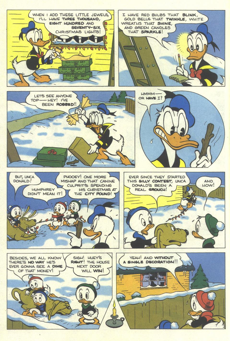 Walt Disney's Donald Duck Adventures (1987) Issue #30 #30 - English 6