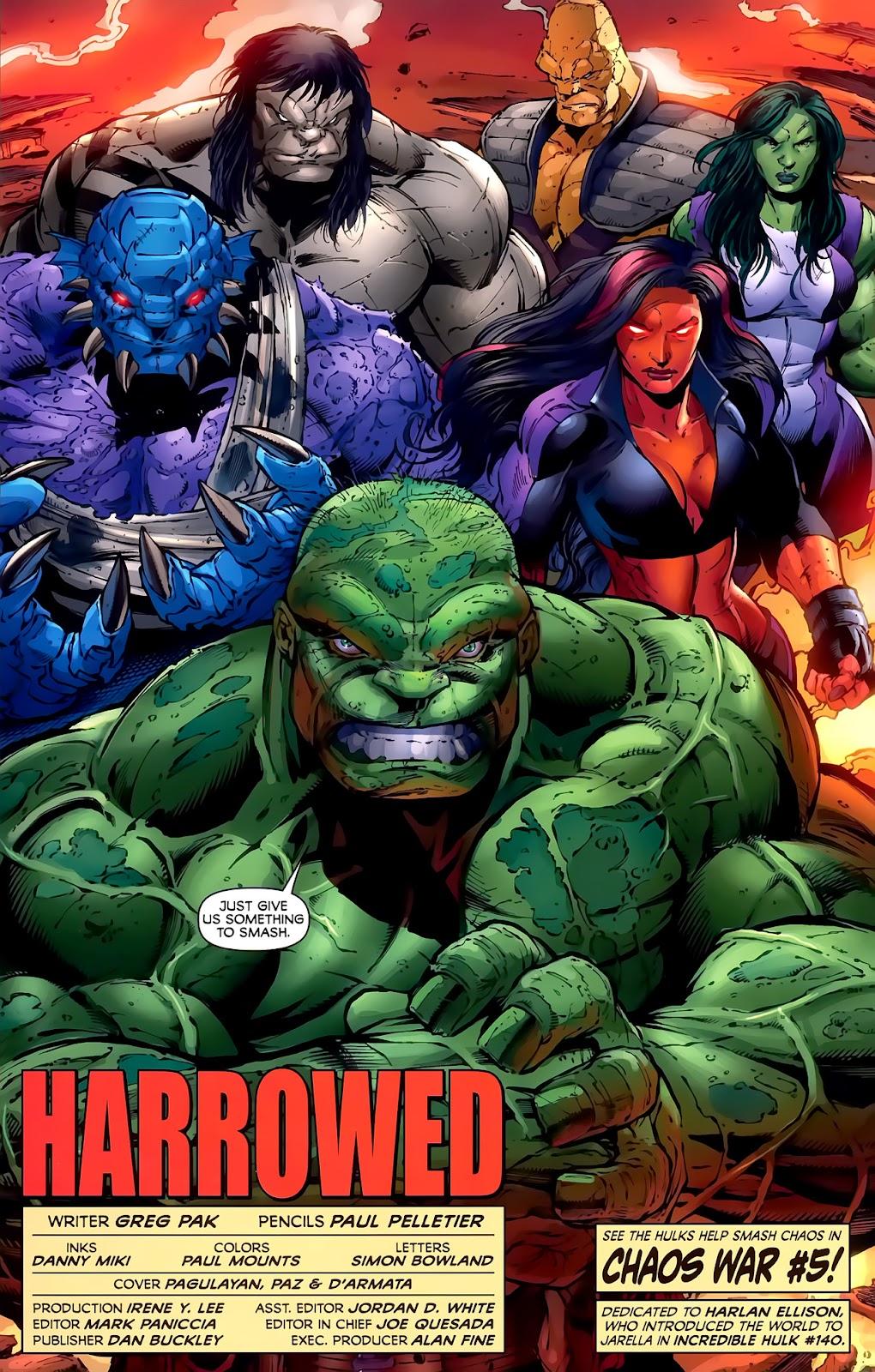 Incredible Hulks (2010) Issue #620 #10 - English 24