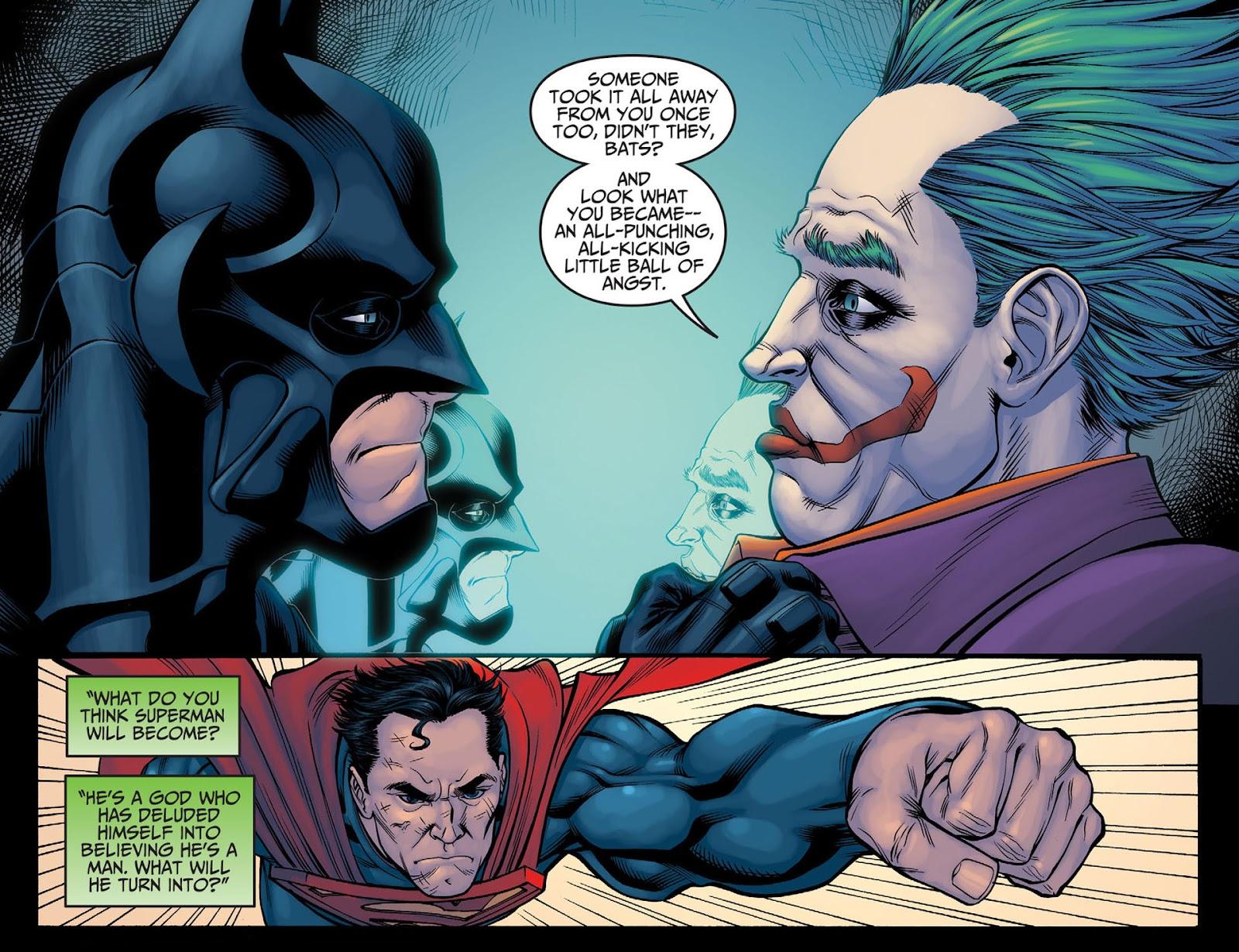 Injustice: Gods Among Us [I] Issue #4 #5 - English 19