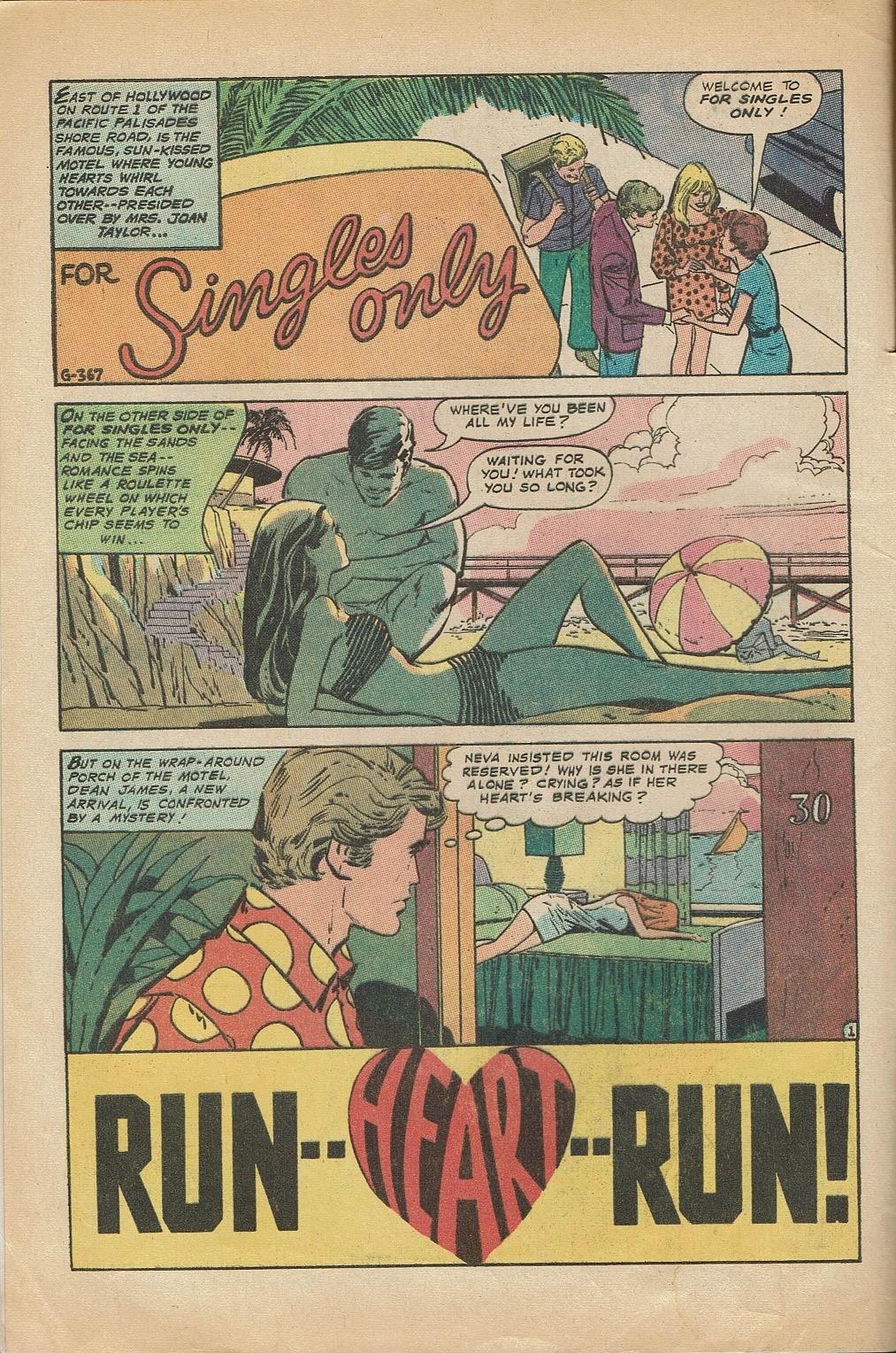 Read online Secret Hearts comic -  Issue #144 - 4