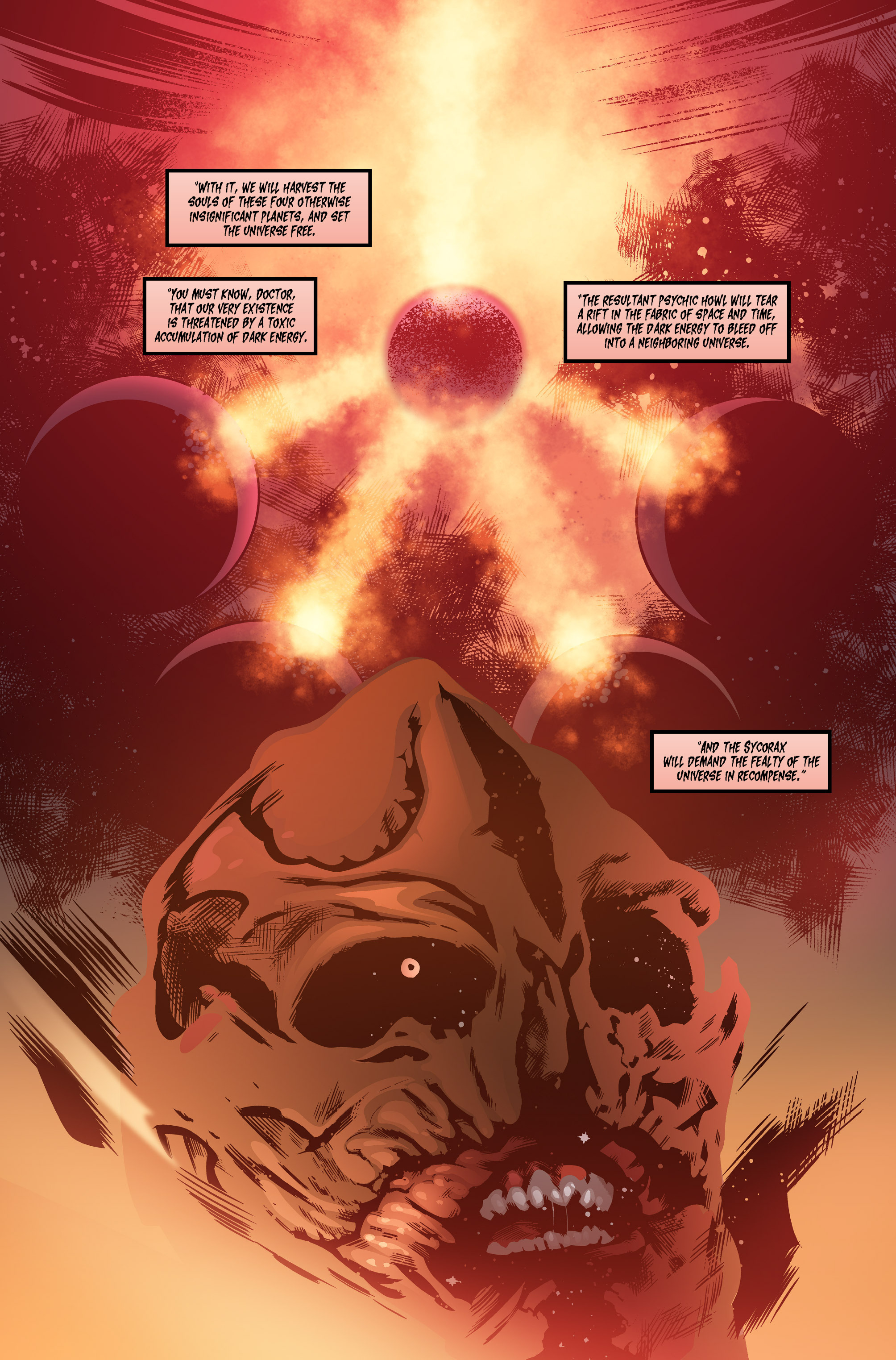 Doctor Who: Ghost Stories chap 6 pic 7
