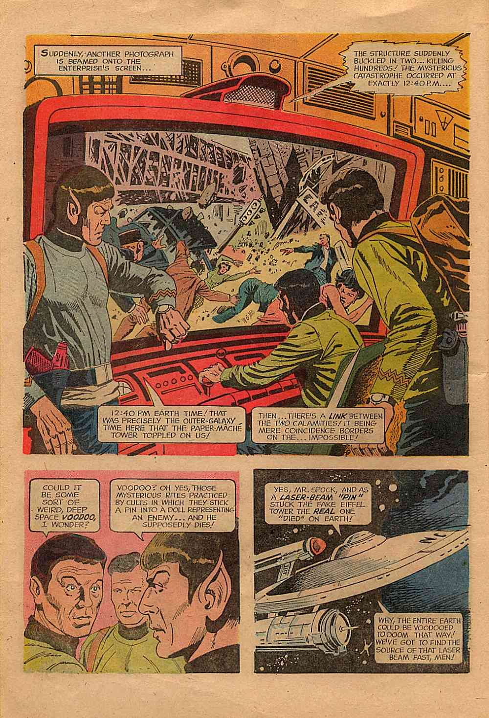 Star Trek (1967) Issue #7 #7 - English 9