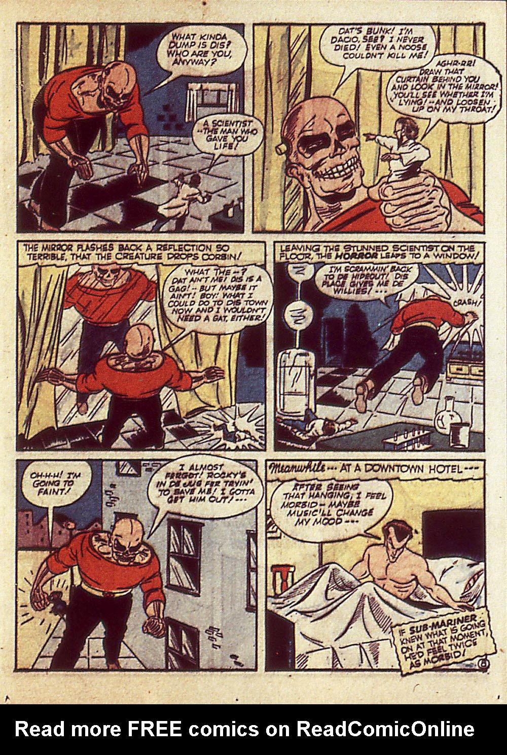 Sub-Mariner Comics Issue #4 #4 - English 32