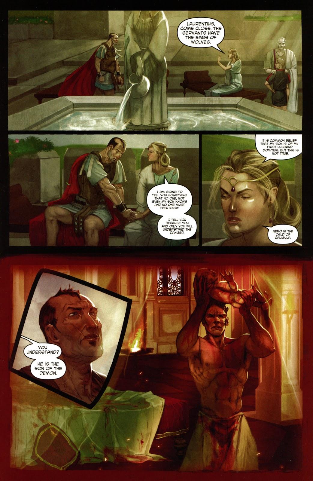 Caligula: Heart of Rome Issue #1 #1 - English 13