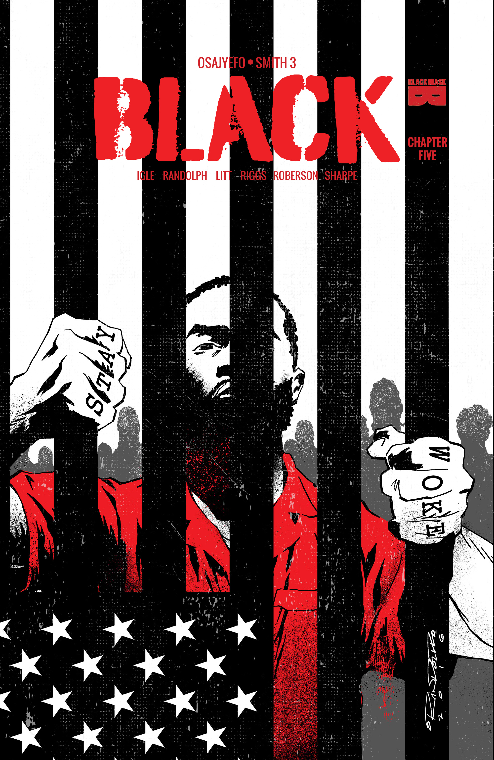 Black   issue 5 - Page 1