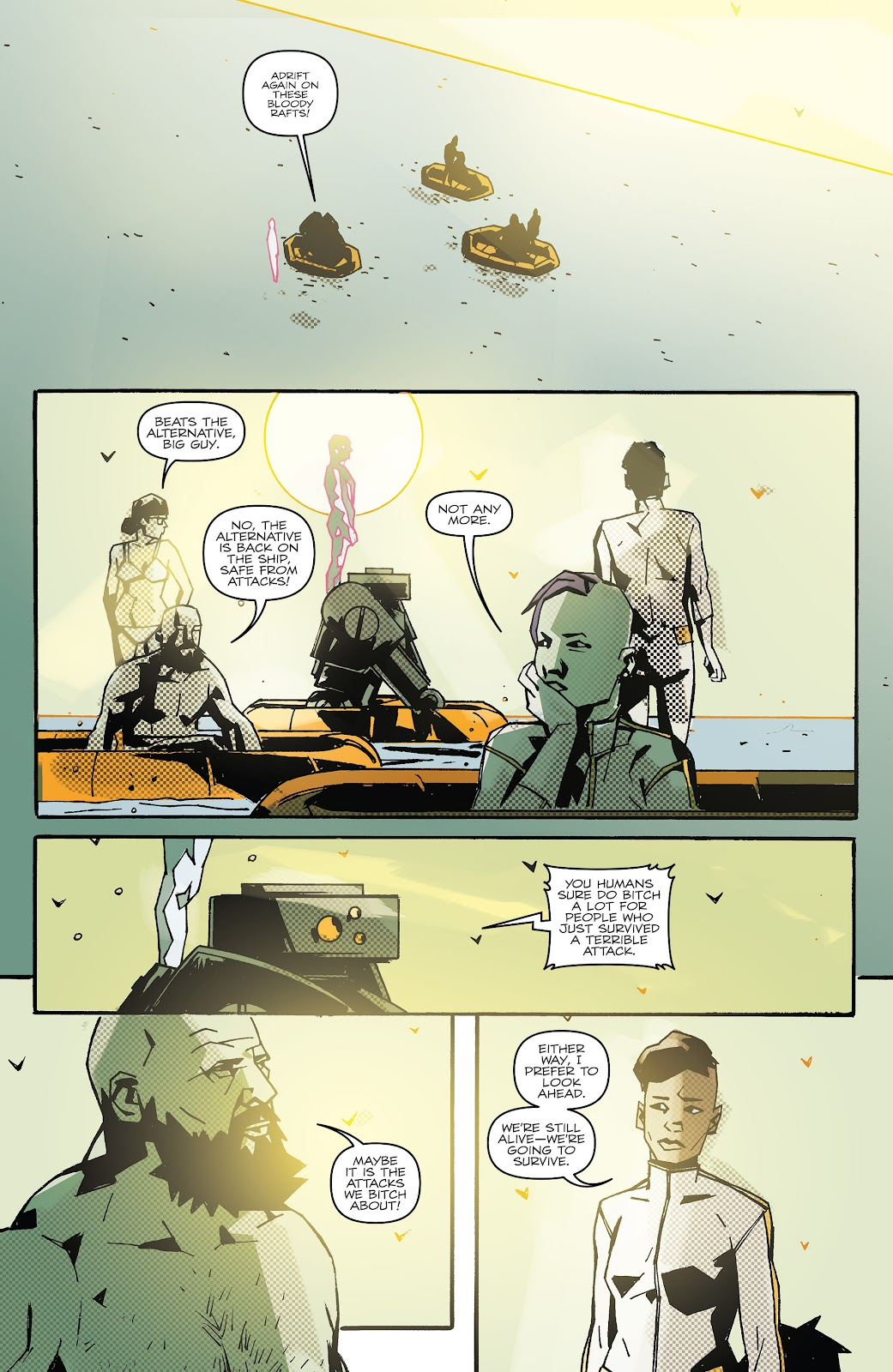 Zombies vs Robots (2015) Issue #8 Page 20