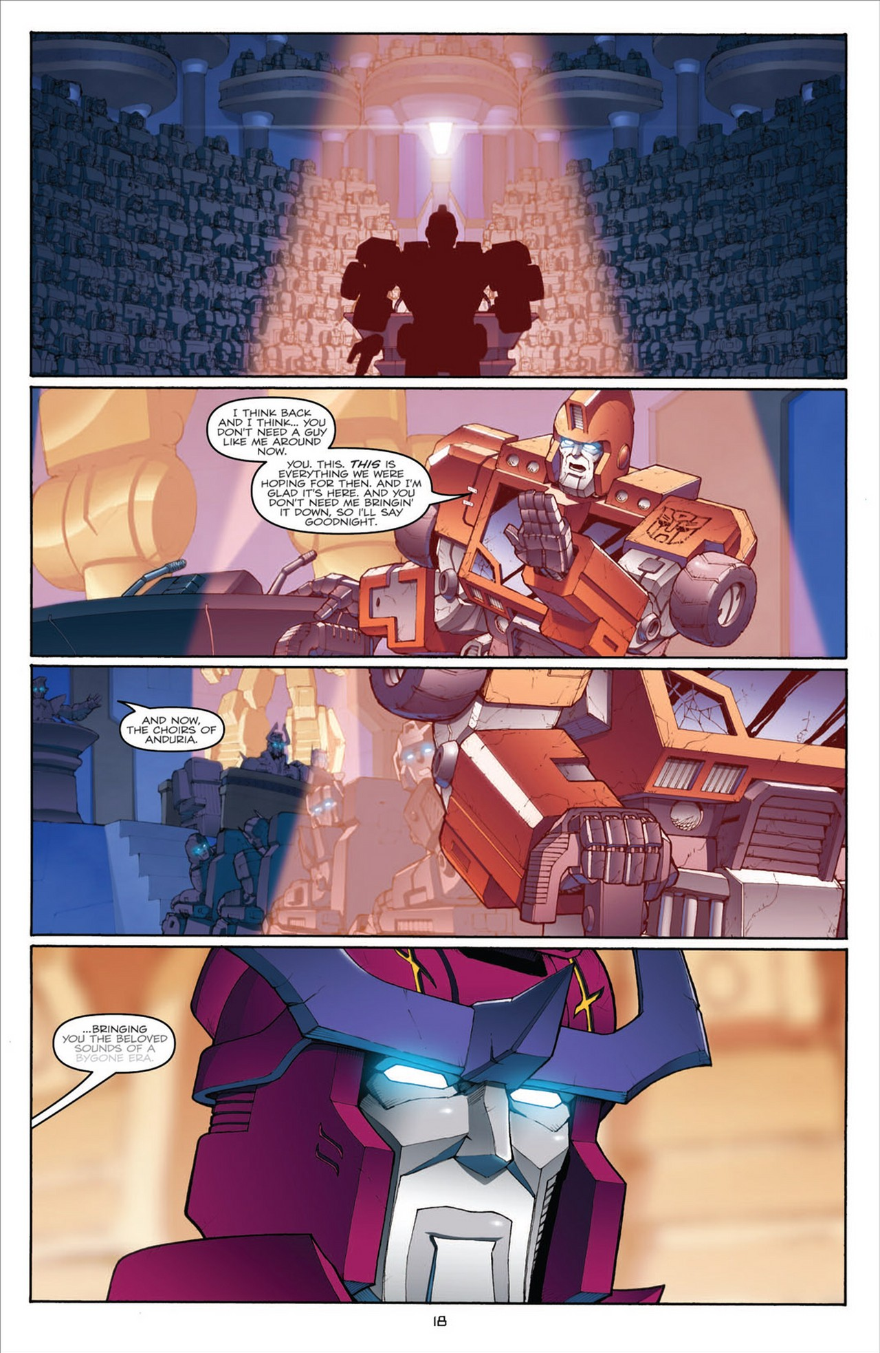The Transformers (2009) chap 31 pic 22