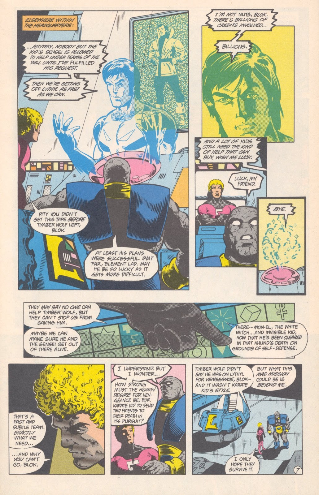 Tales of the Legion Issue #338 #25 - English 8