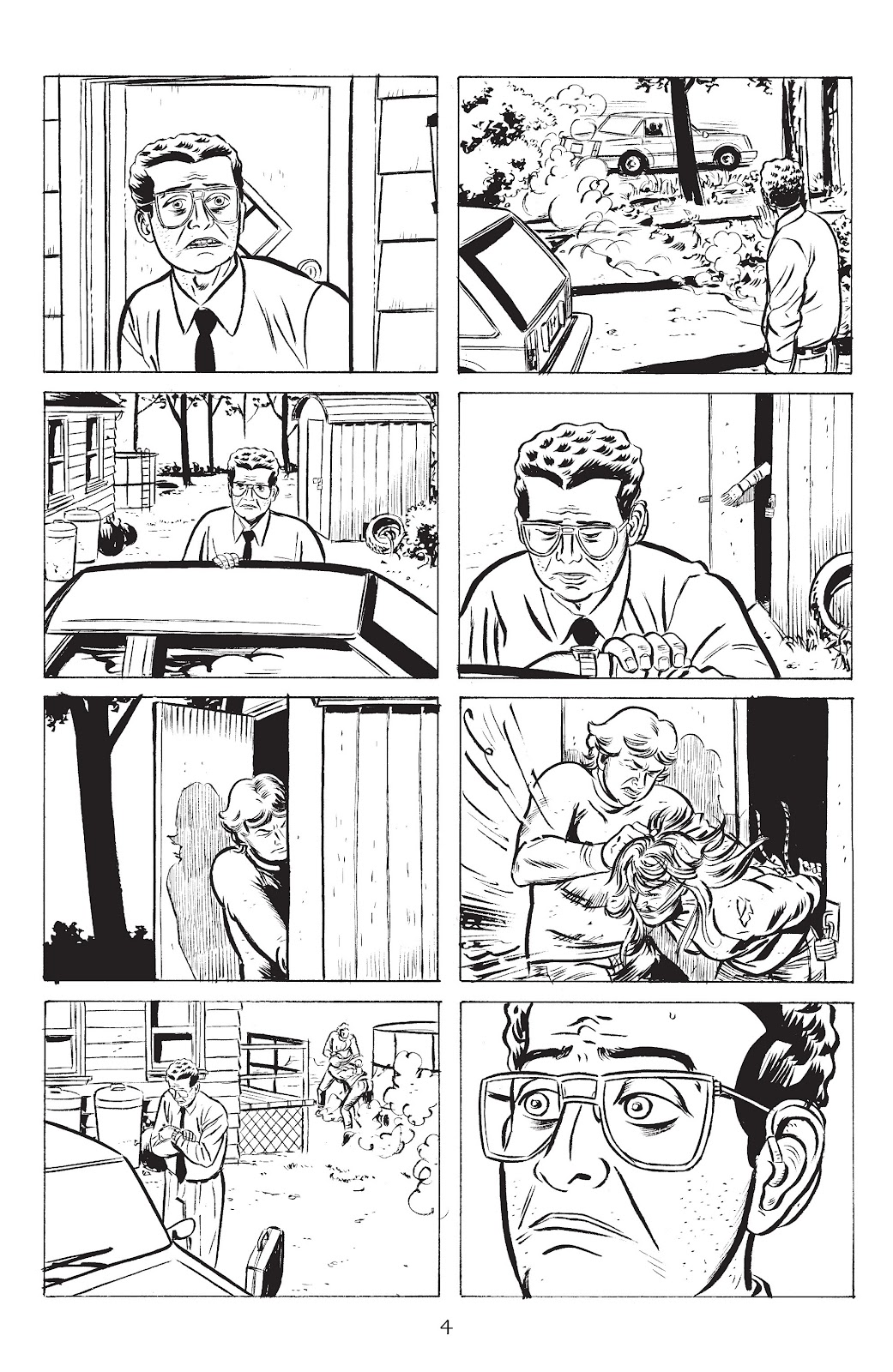 Stray Bullets Issue #40 #40 - English 6
