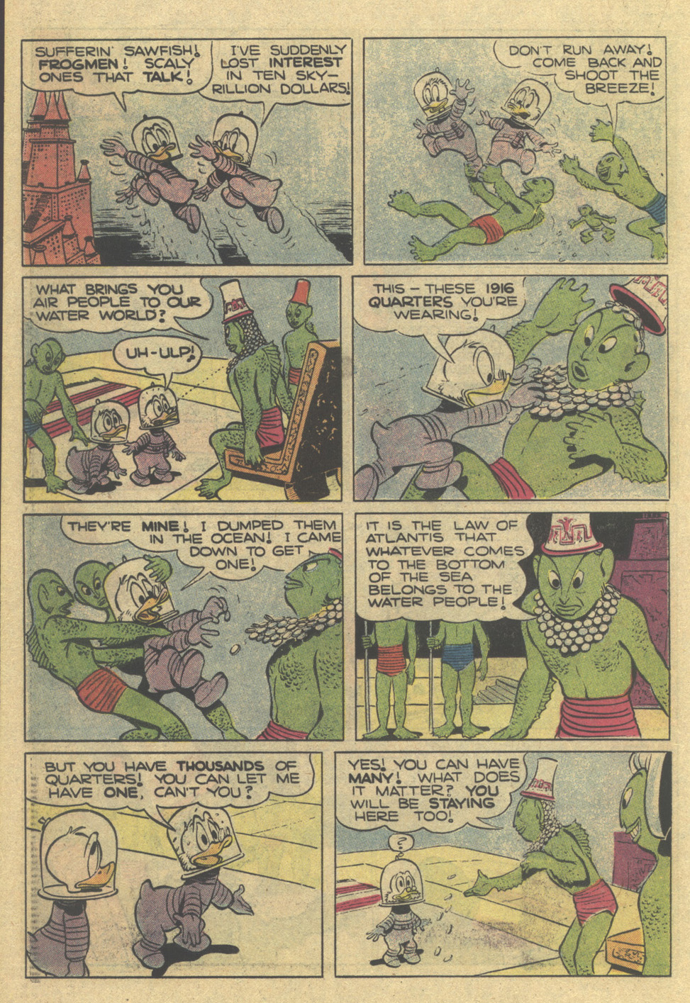 Uncle Scrooge (1953) Issue #189 #189 - English 22