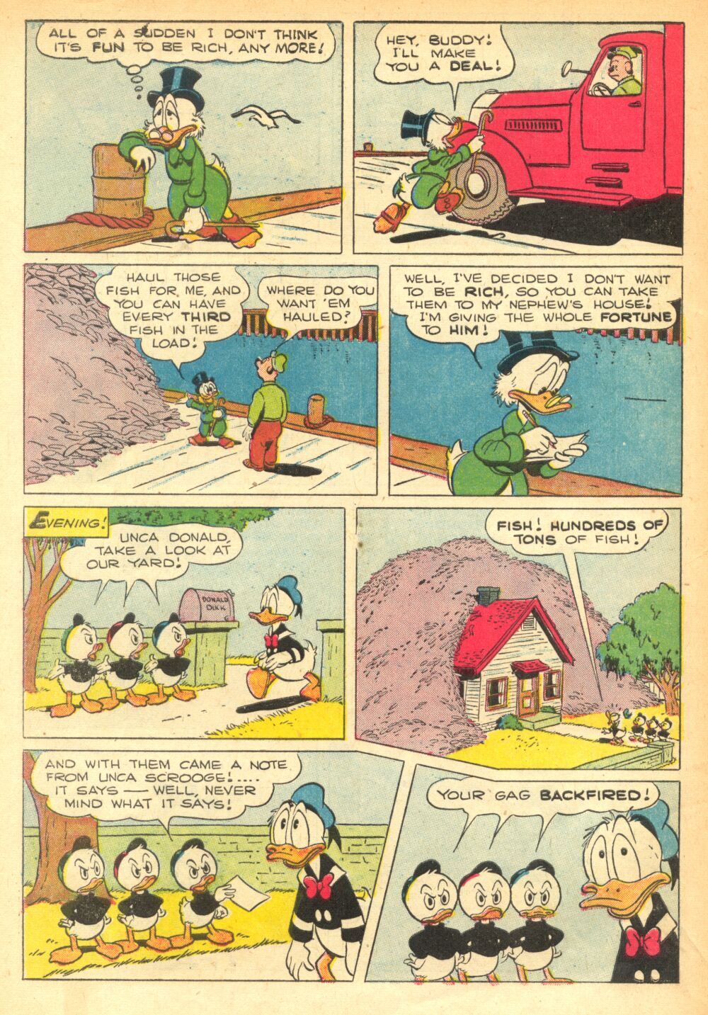 Uncle Scrooge (1953) Issue #2 #2 - English 34