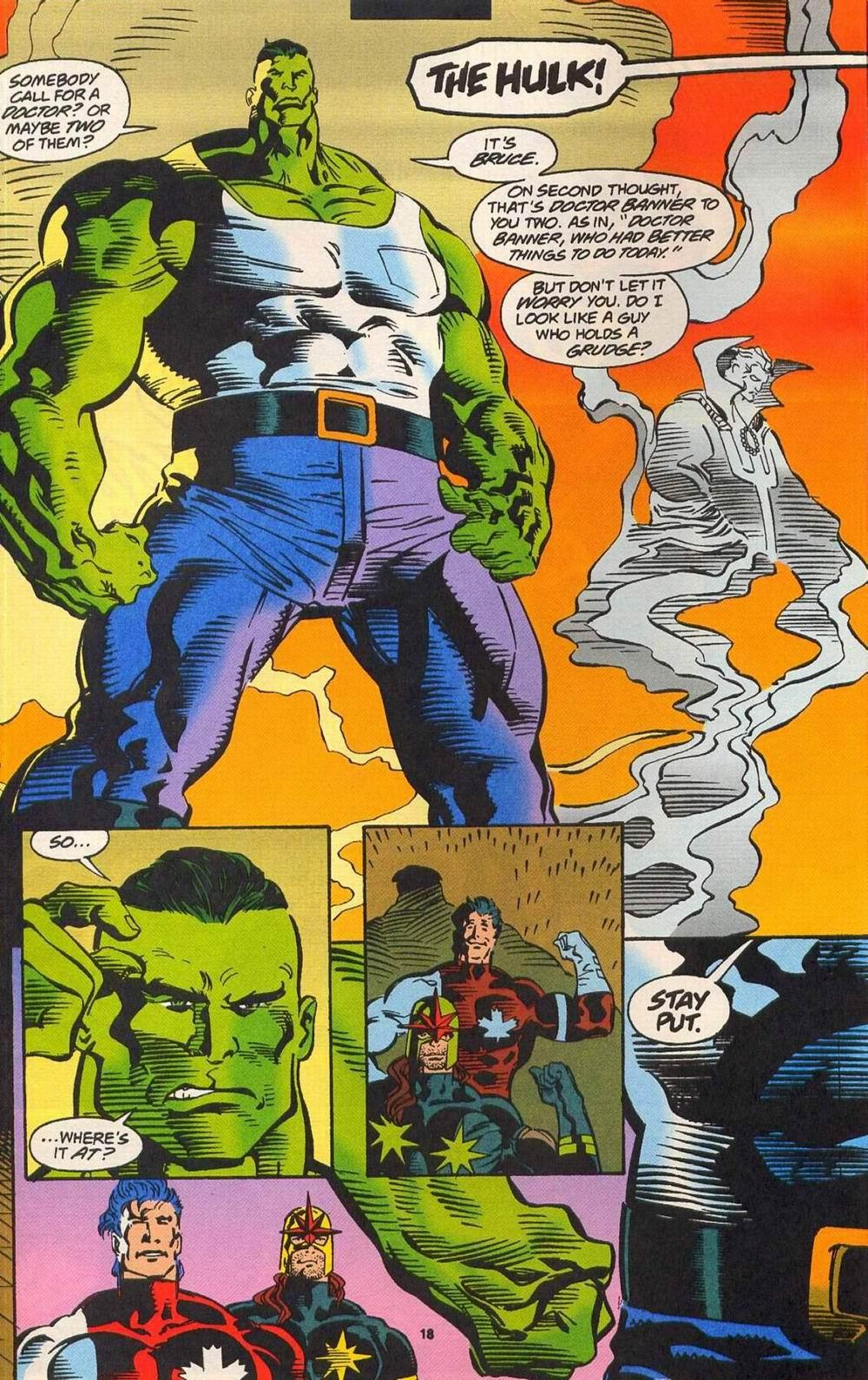 Read online Secret Defenders comic -  Issue #11 - 15