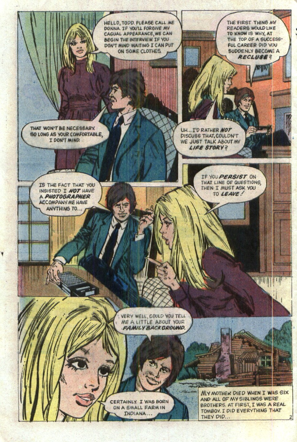 Read online Scary Tales comic -  Issue #16 - 4
