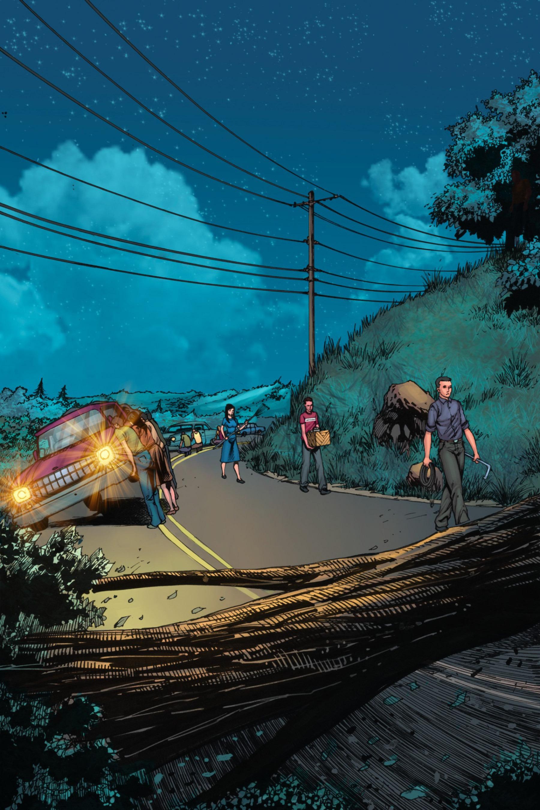 Read online Z-Men comic -  Issue #3 - 32