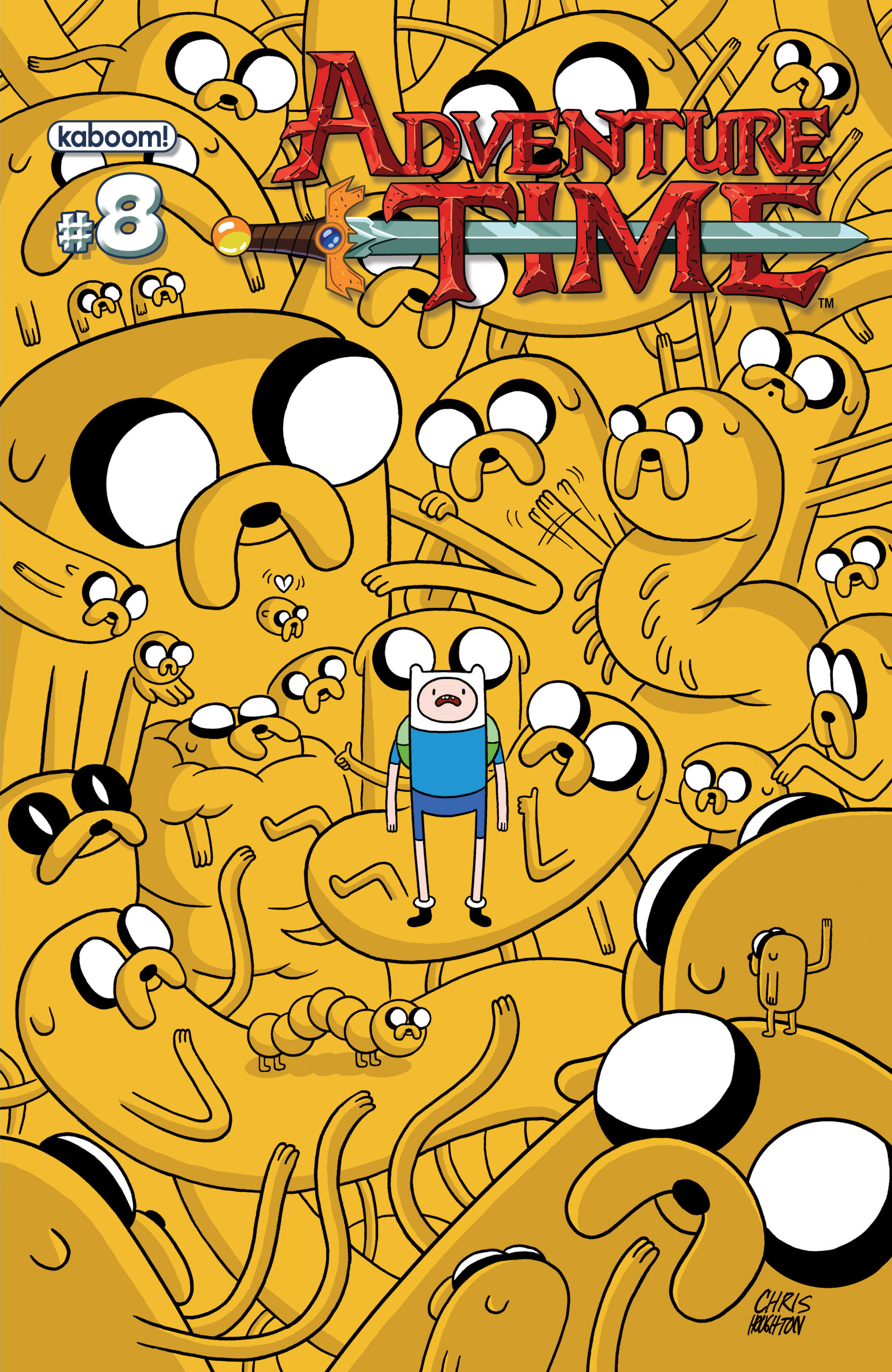 Adventure Time 8 Page 1