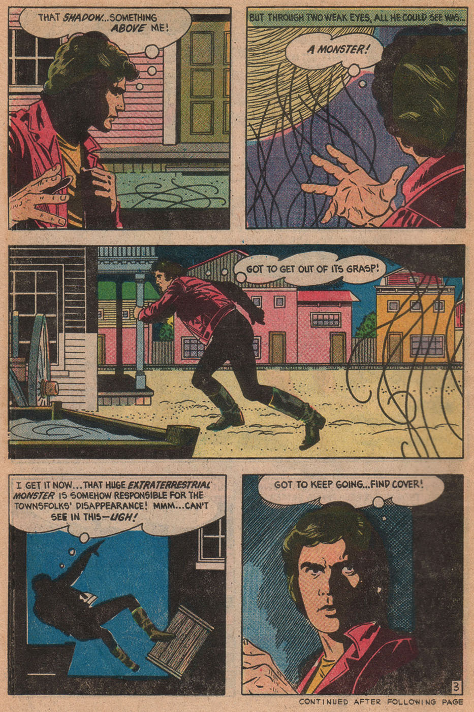 Read online Scary Tales comic -  Issue #17 - 6